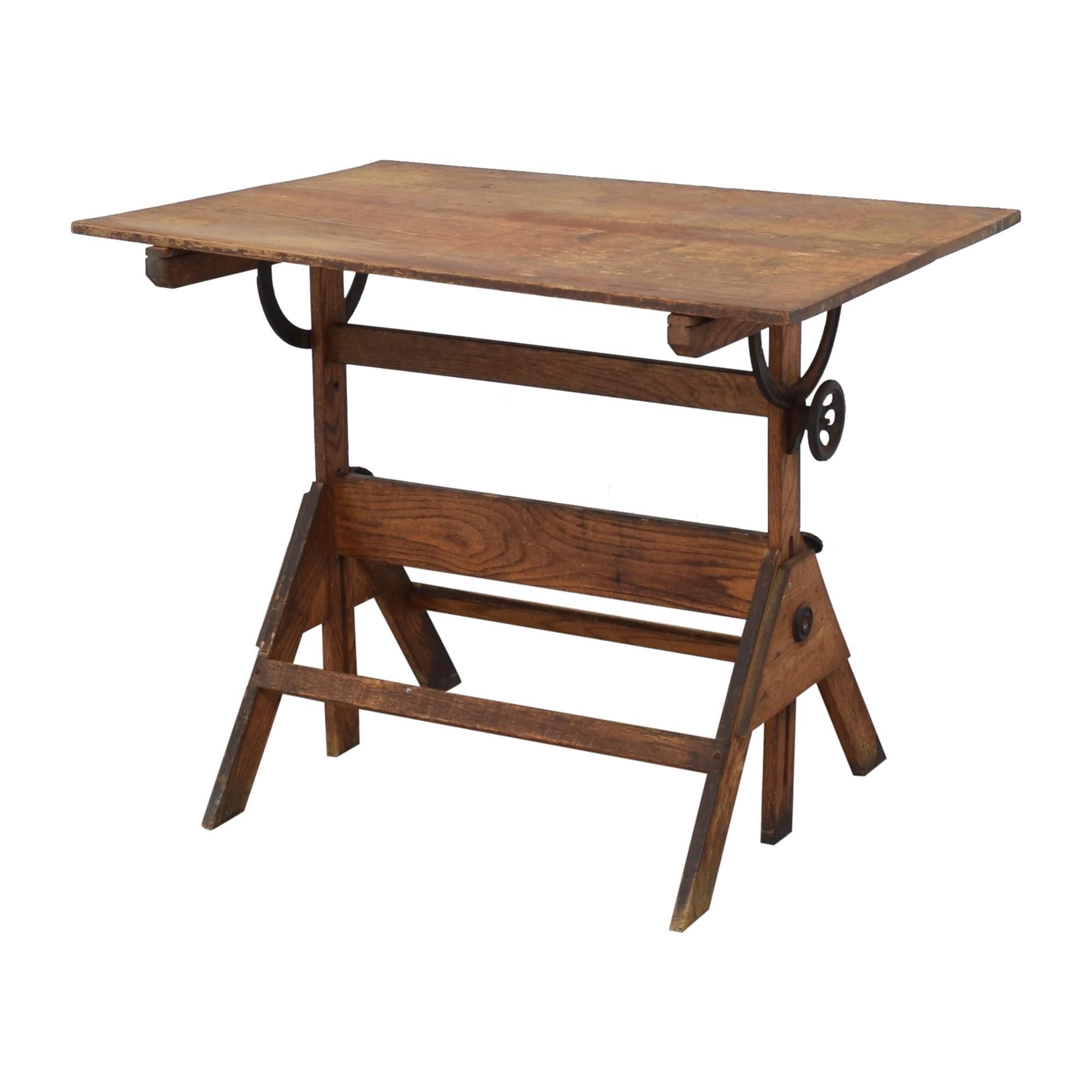 Vintage Drafting Table ma