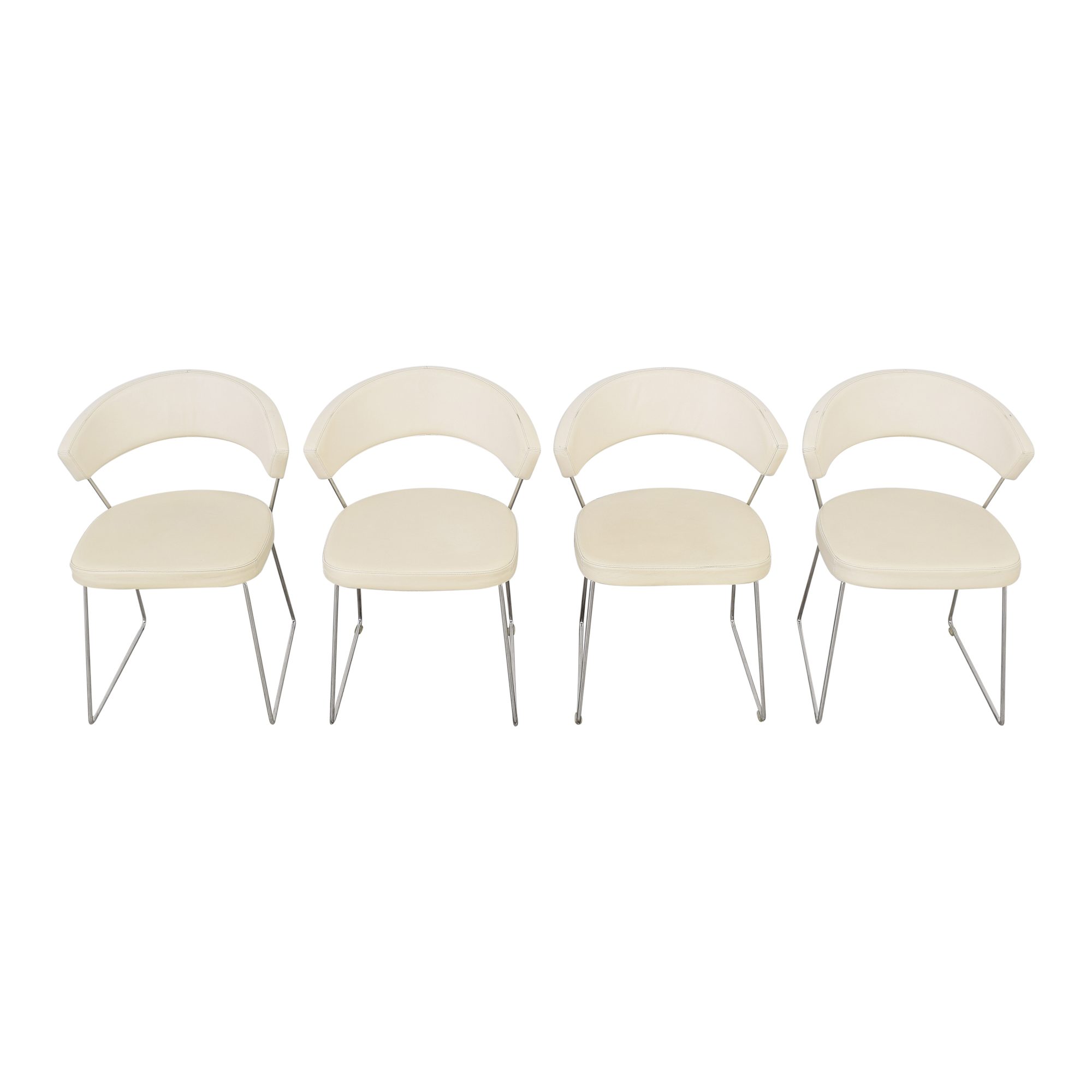 Calligaris Calligaris Icon Modern Dining Chairs used