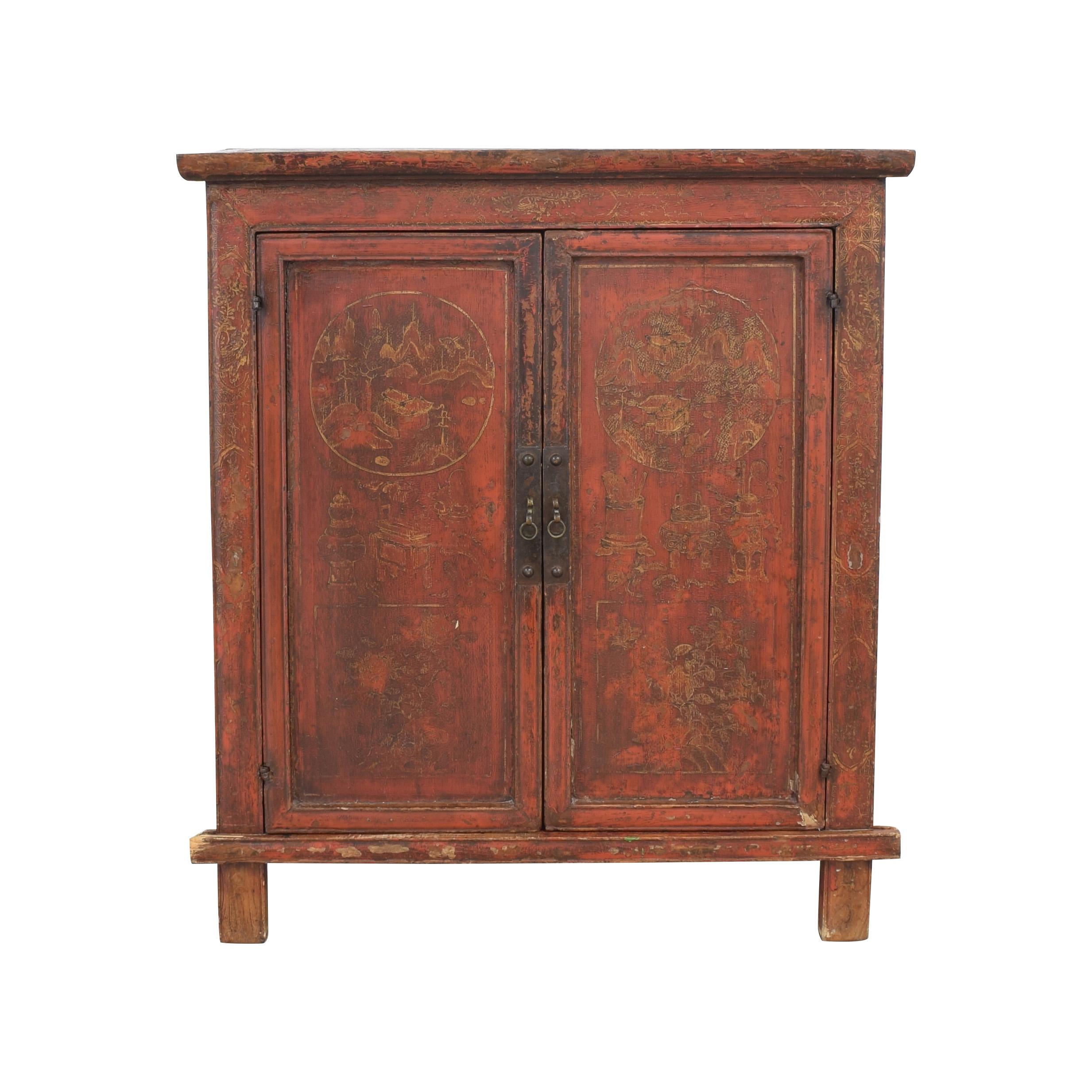 Vintage Cabinet used