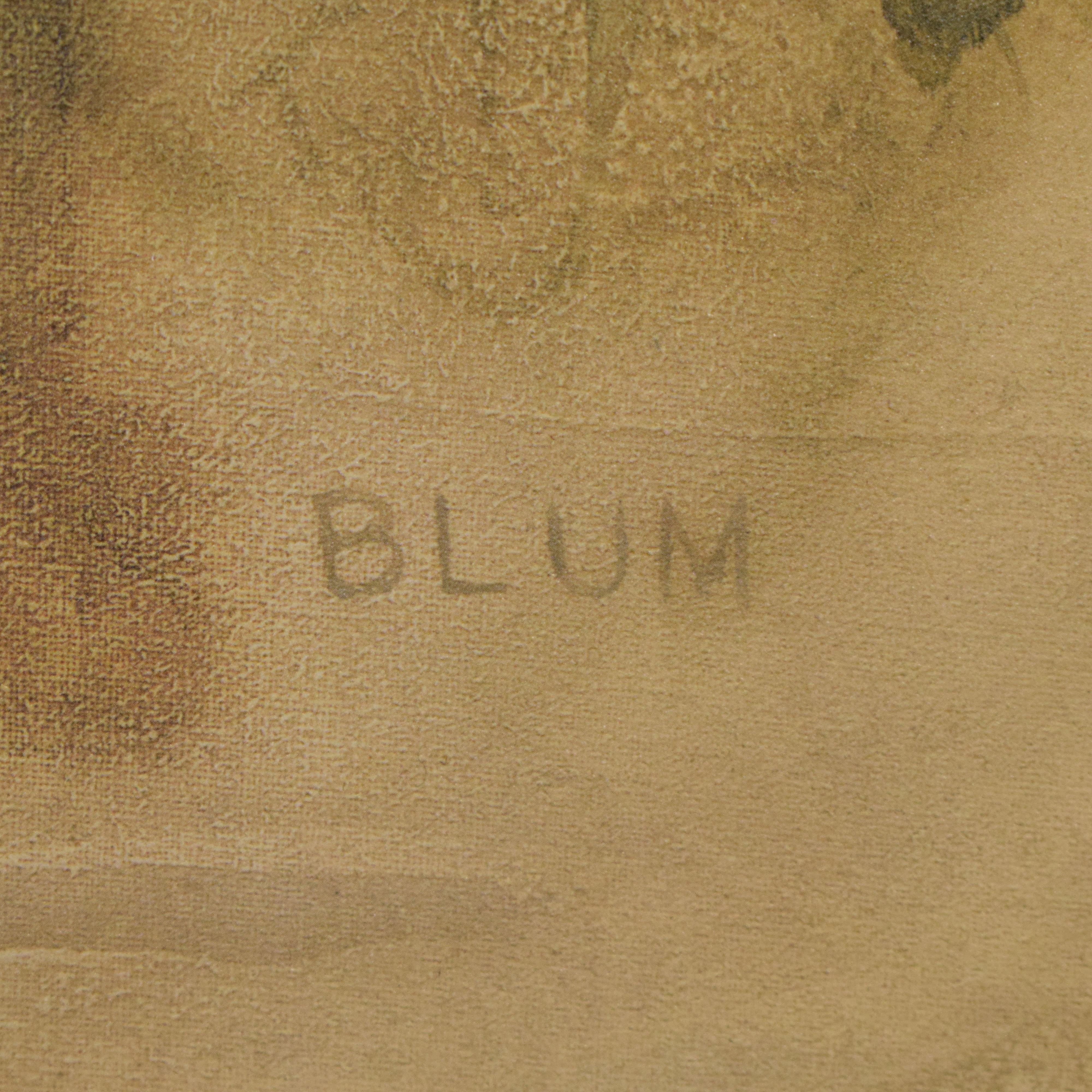 Cheri Blum Wall Art used