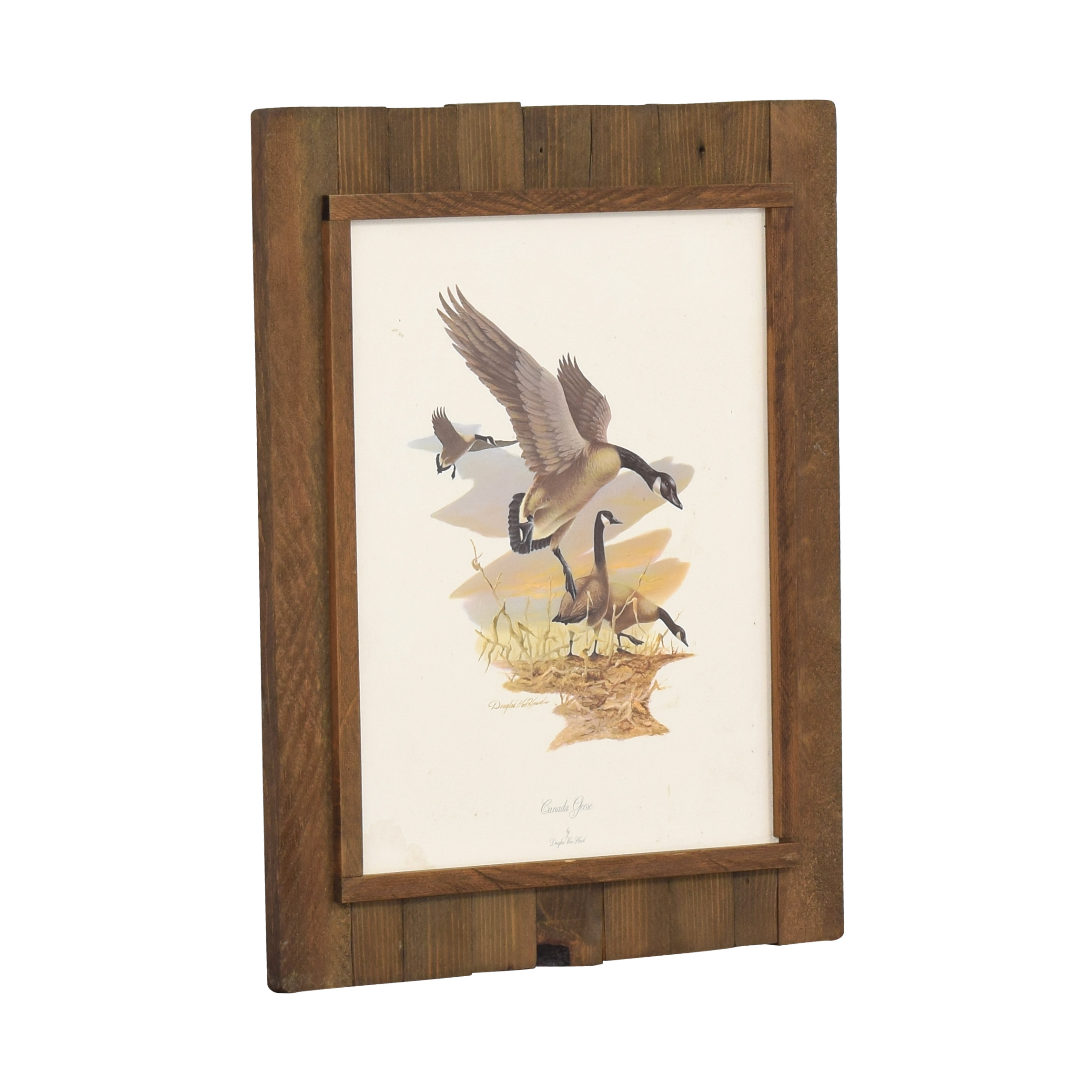 Douglas Van Howd Wood Panel Wall Art ma