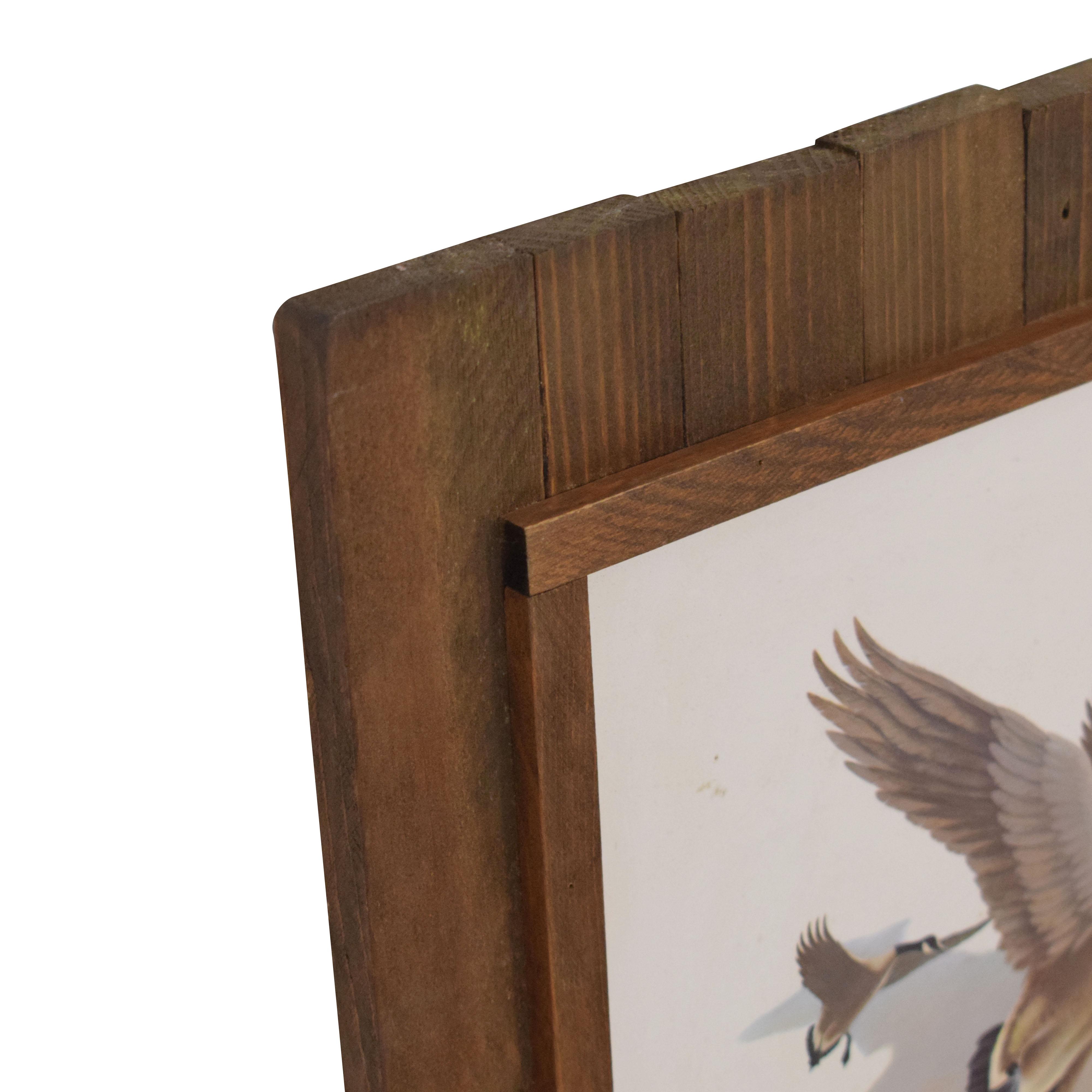 buy Douglas Van Howd Wood Panel Wall Art  Decor
