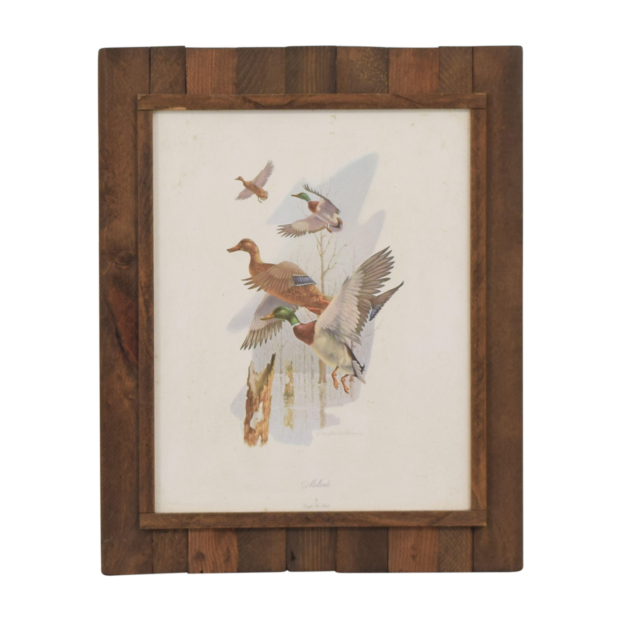 buy  Douglas Van Howd Wood Panel Wall Art online