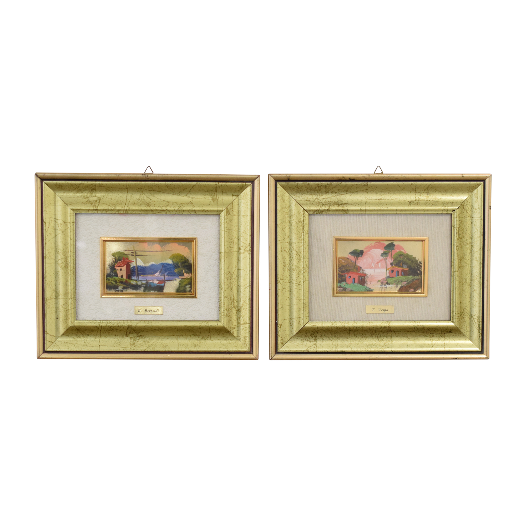 shop Framed Landscape Wall Arts