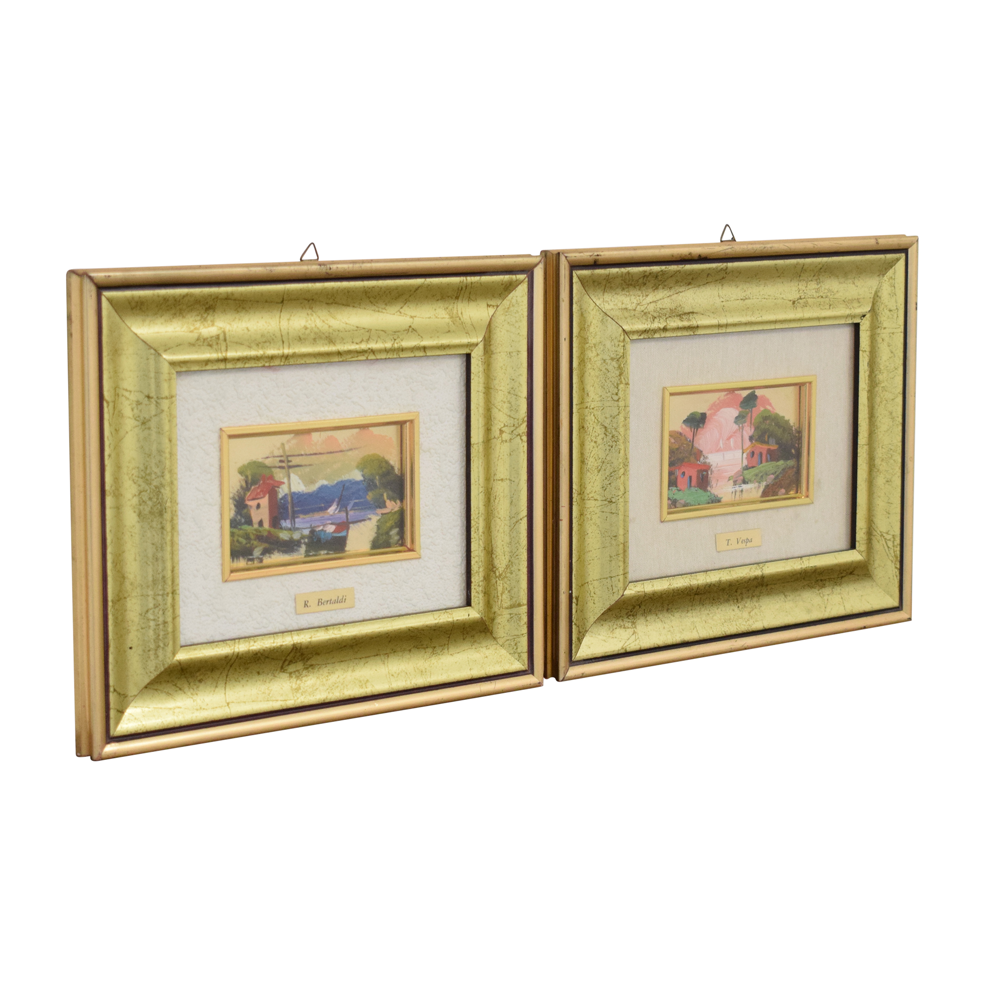 Framed Landscape Wall Arts on sale