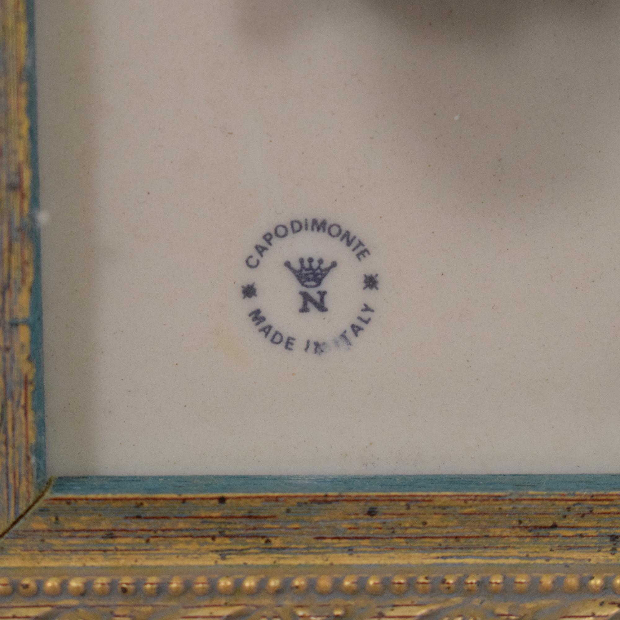 Framed Botanical Box Art pa