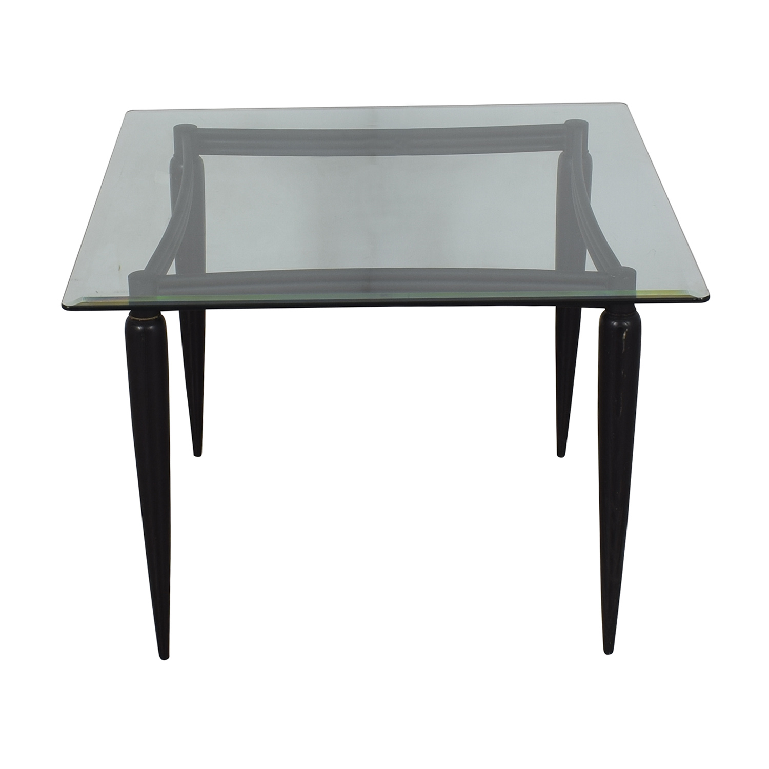 Square Dining Table second hand