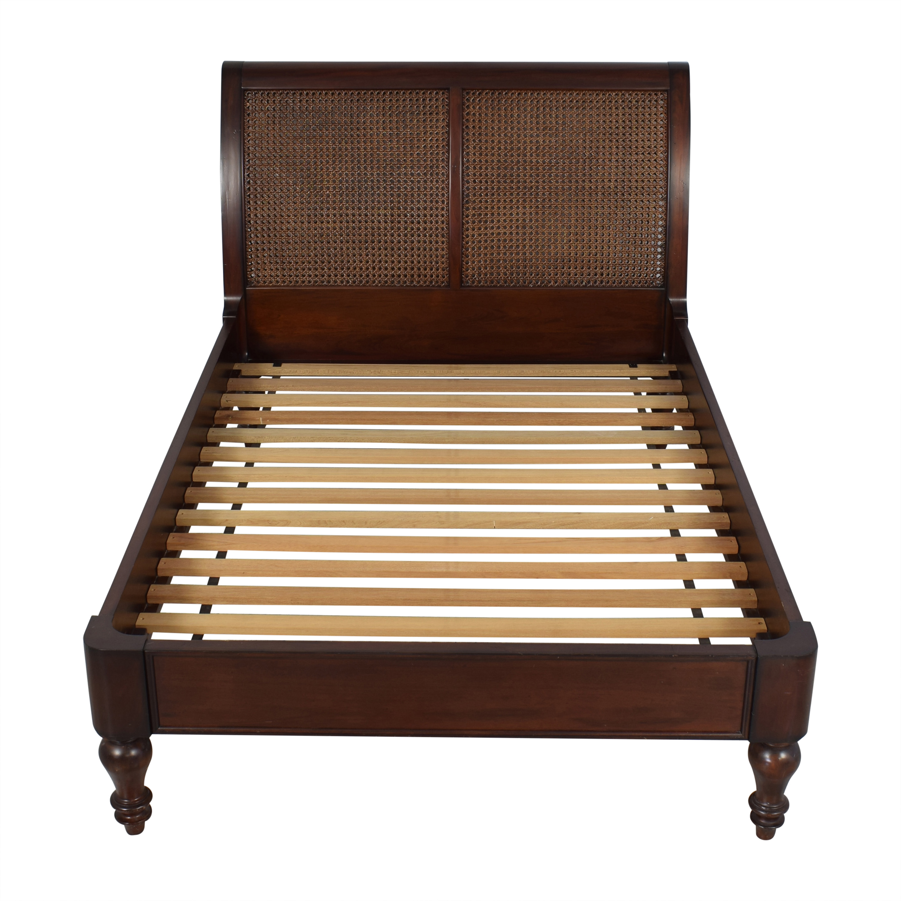 buy Pottery Barn Montego Full Size Sleigh Bed Pottery Barn Beds