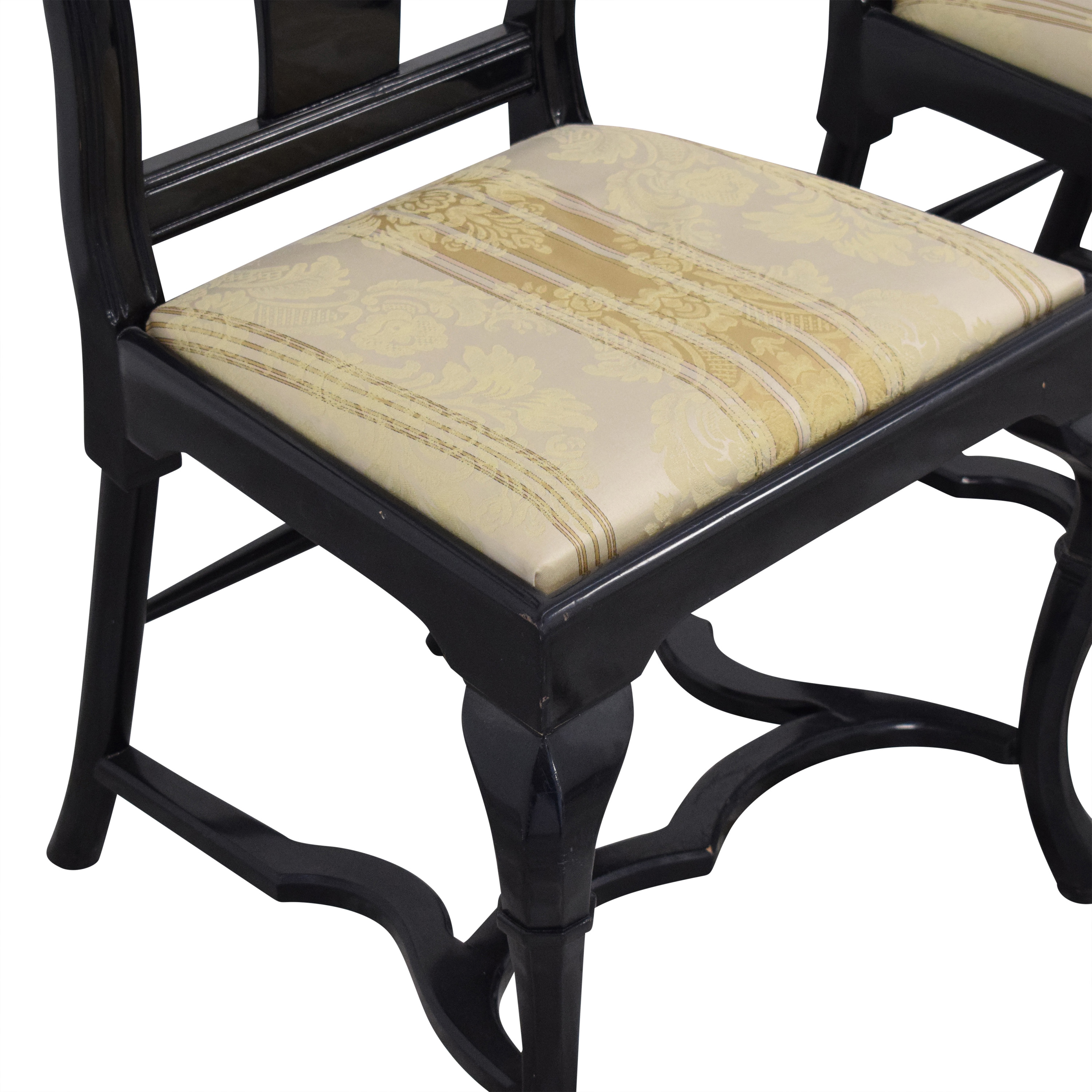 Upholstered Dining Chairs used