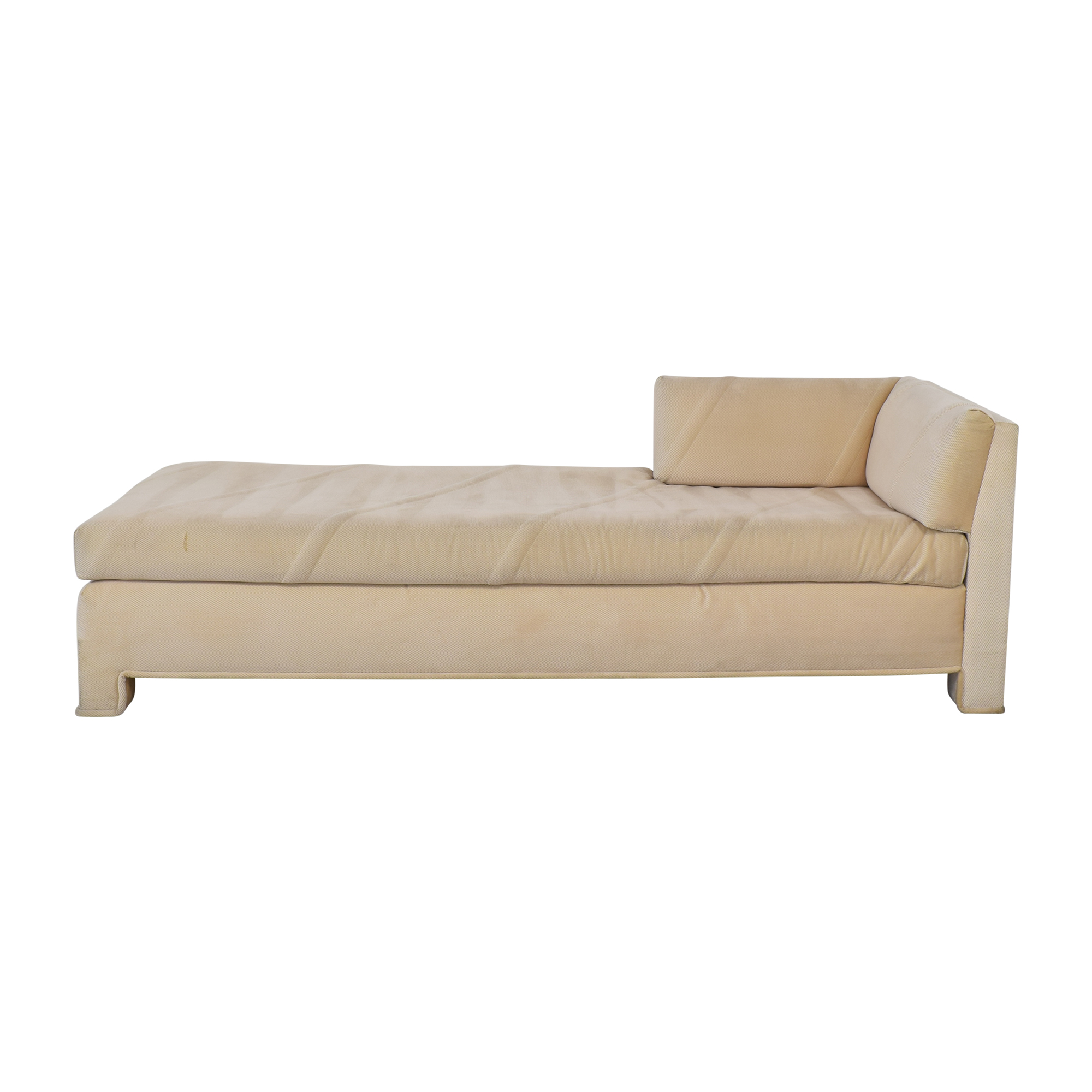 Custom Left Arm Chaise Sofas