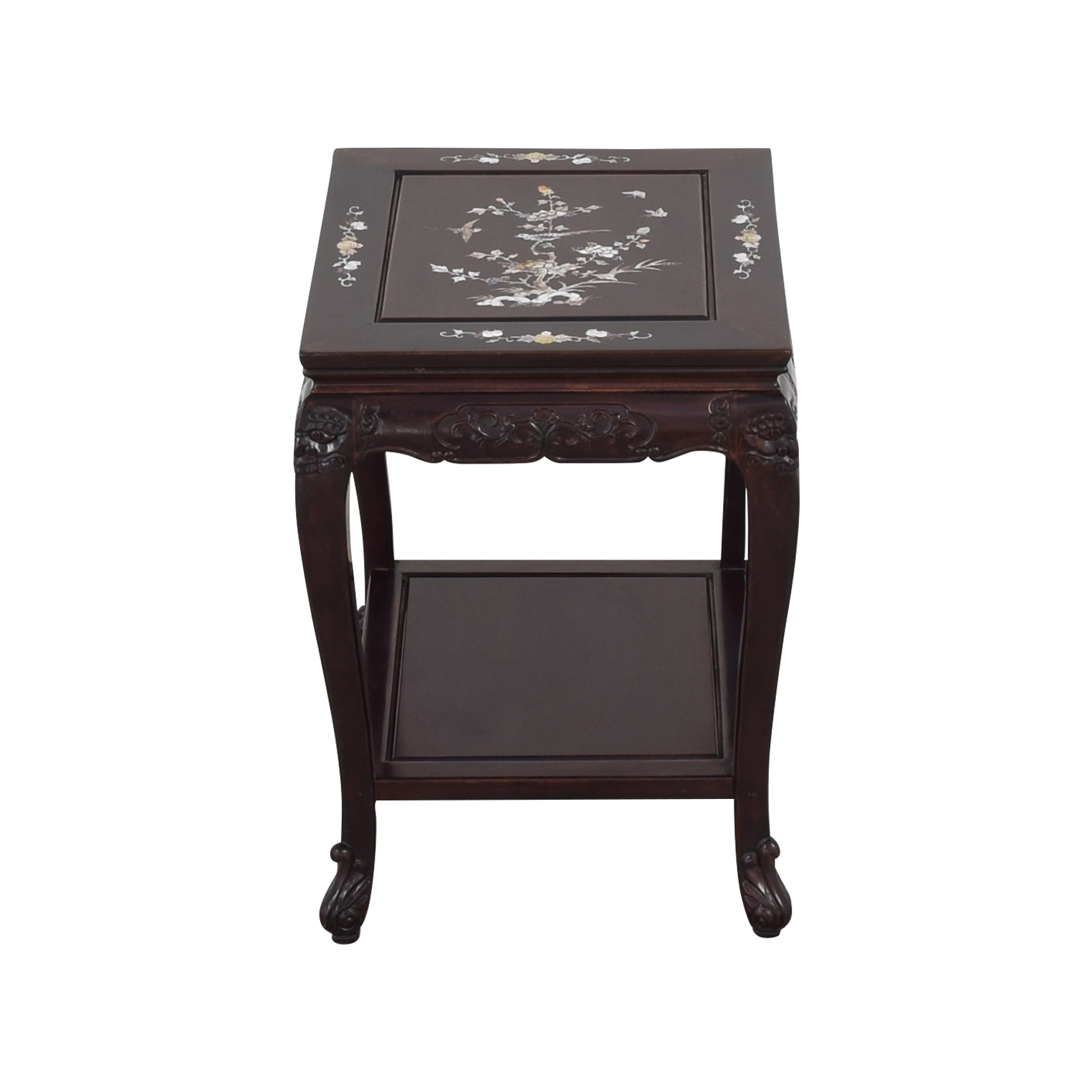 shop Inlay End Table  Tables