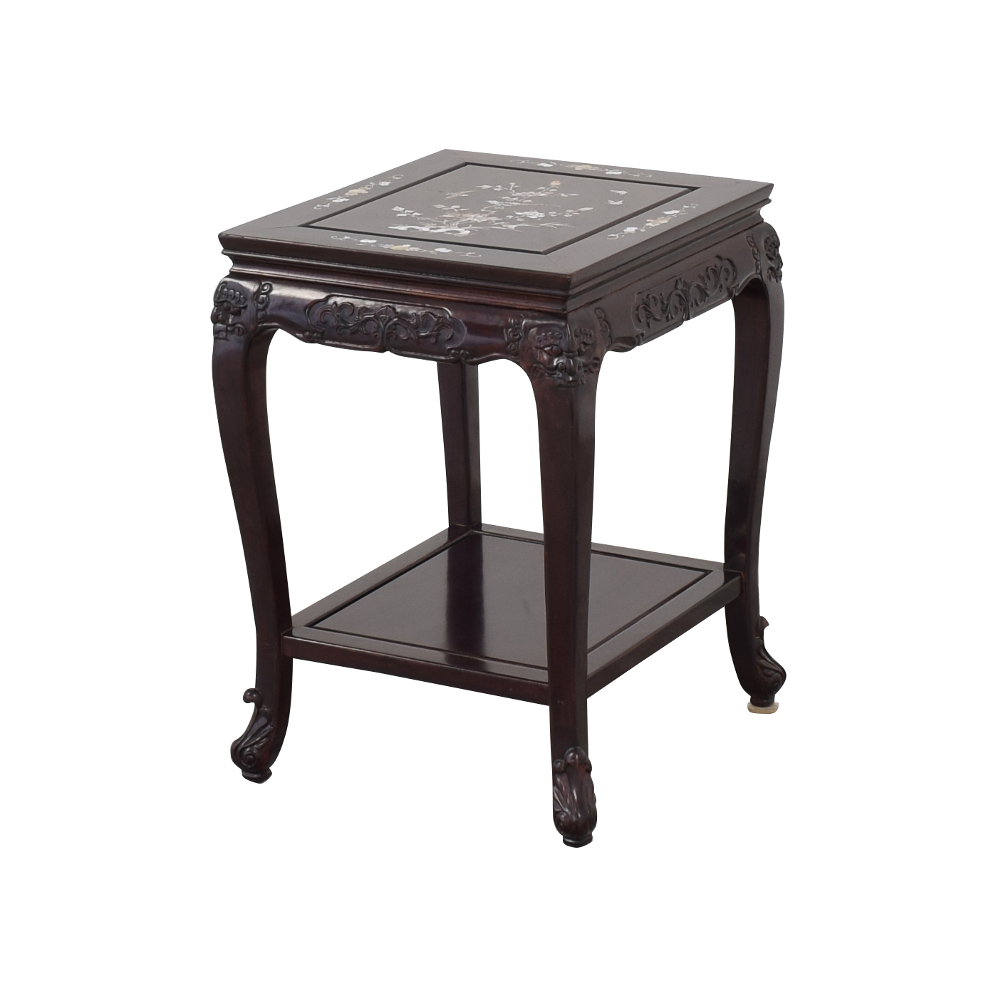 buy Inlay End Table  End Tables
