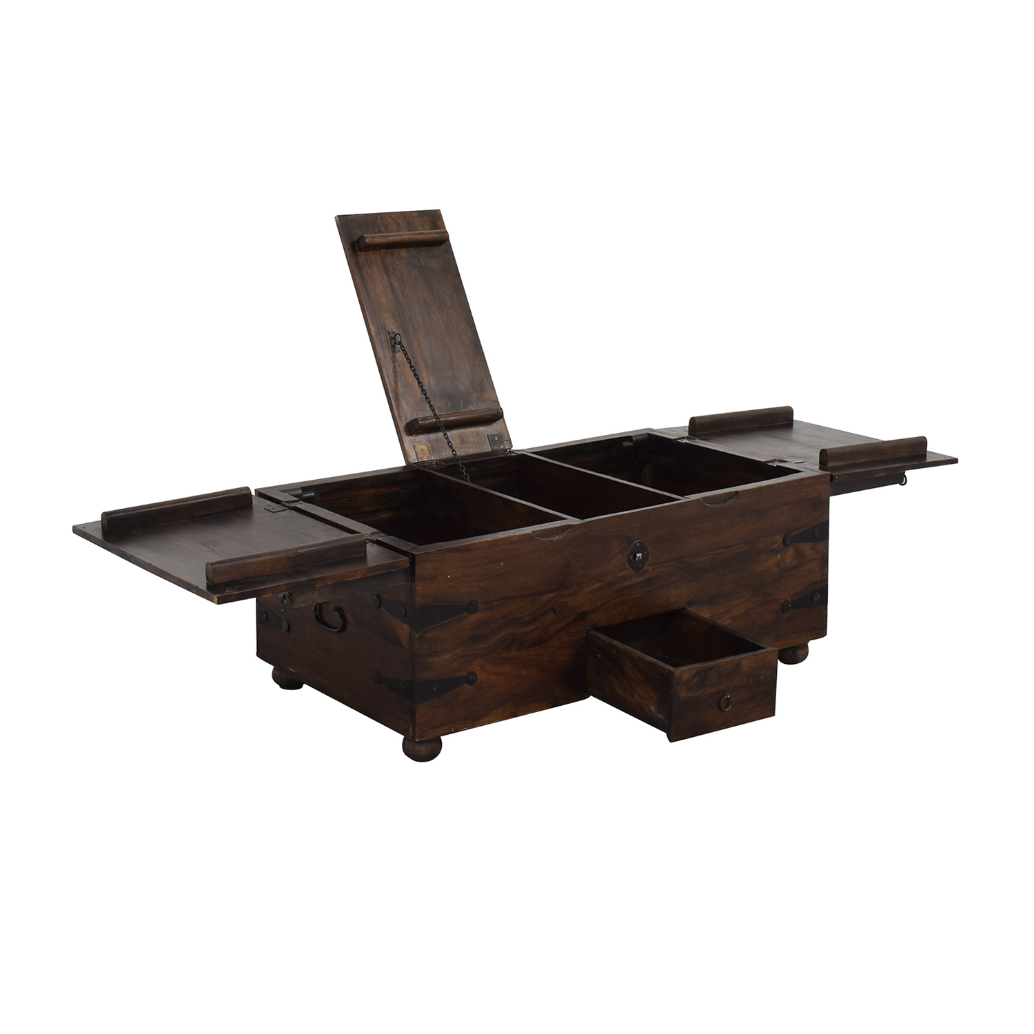 shop Vintage Storage Trunk or Coffee Table  Trunks