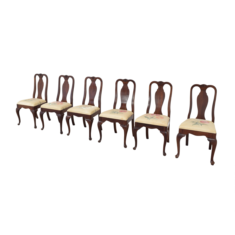 Davis Cabinet Company Davis Cabinet Company Dining Chairs Chairs