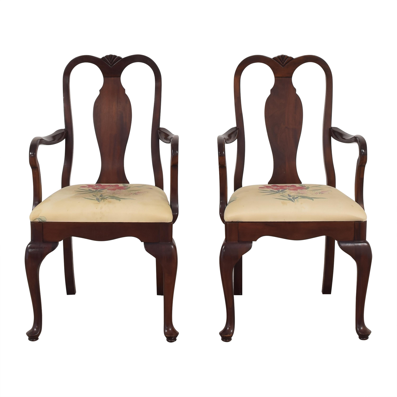 shop Davis Cabinet Company Dining Chairs Davis Cabinet Company Dining Chairs