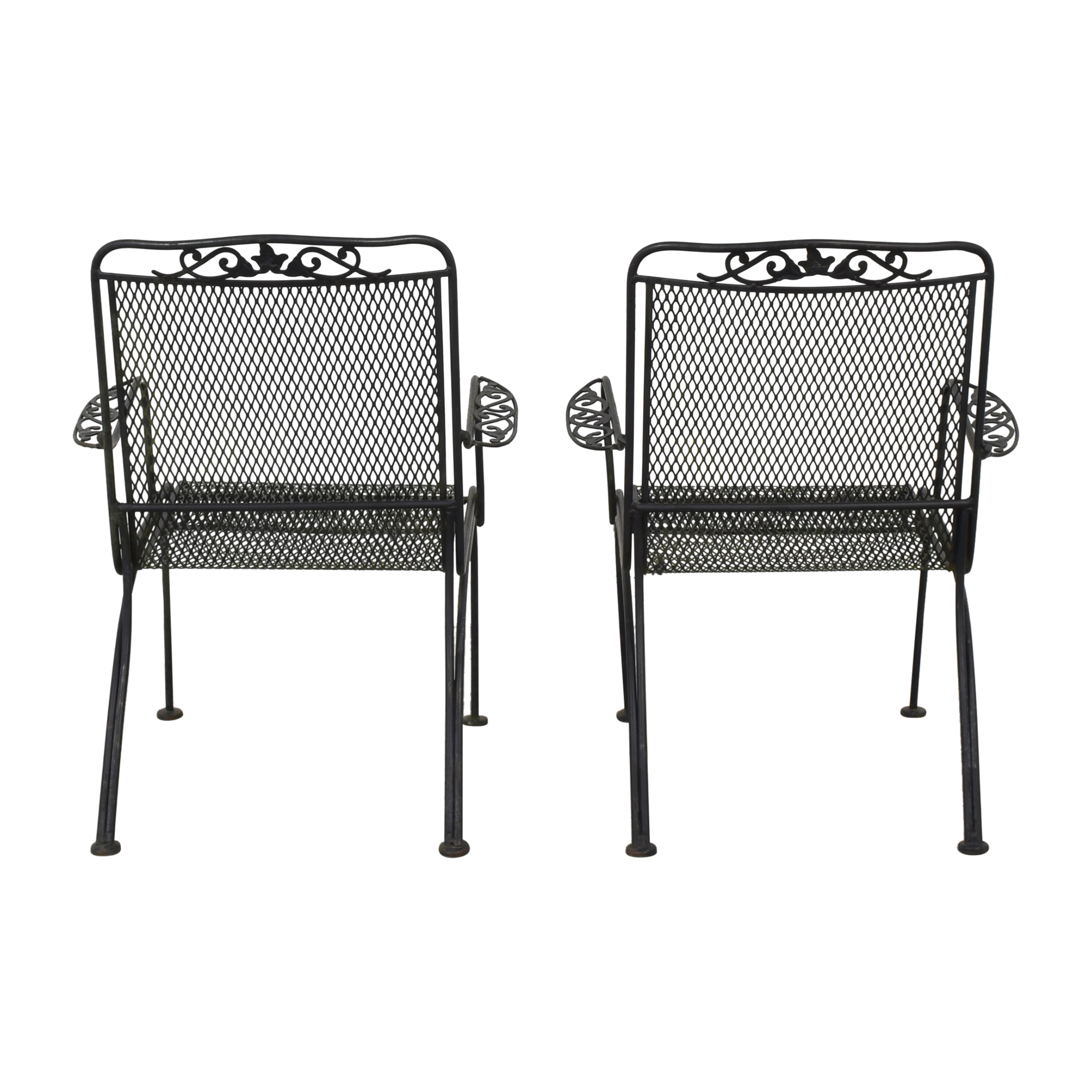 Iron Arm Chairs Chairs