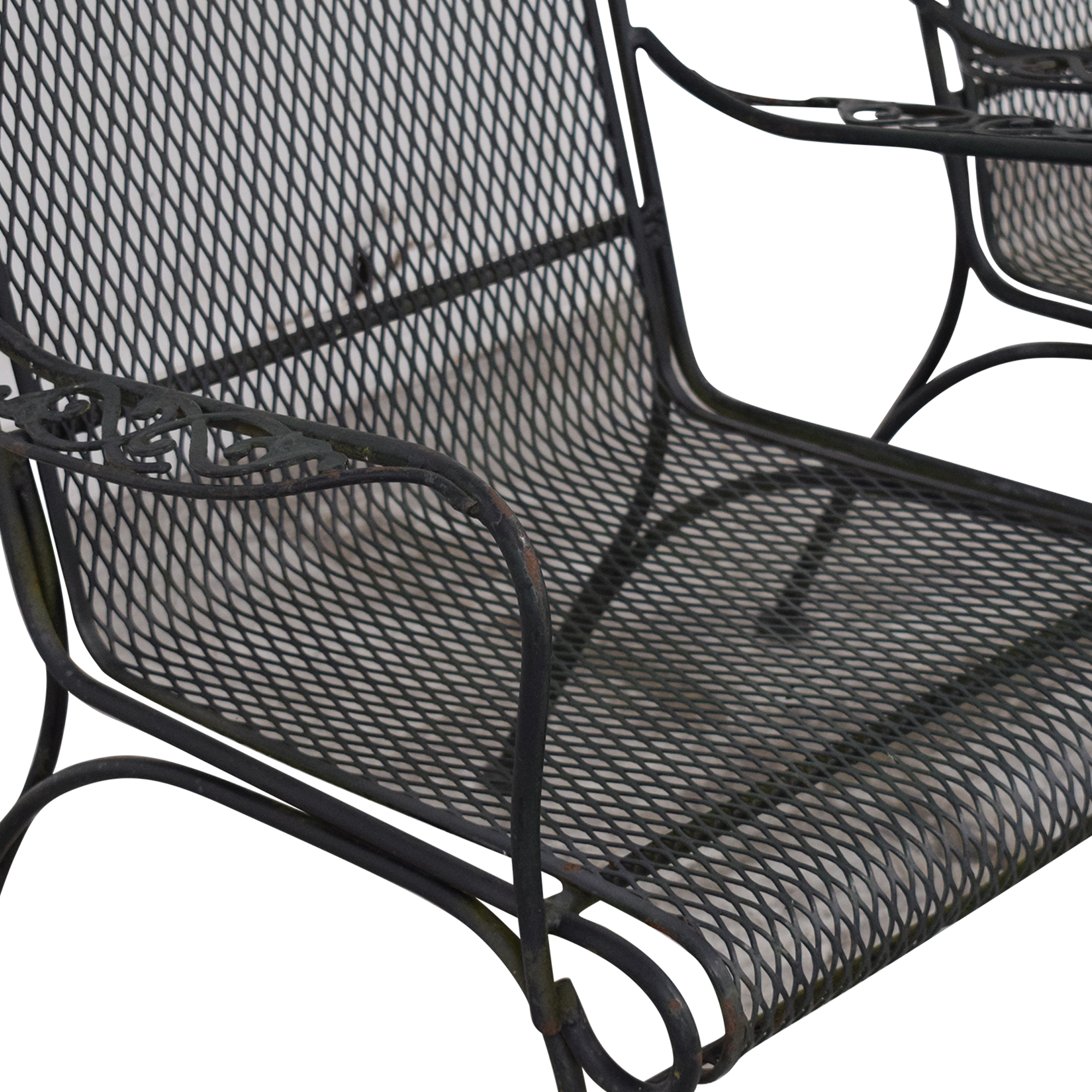buy Iron Arm Chairs