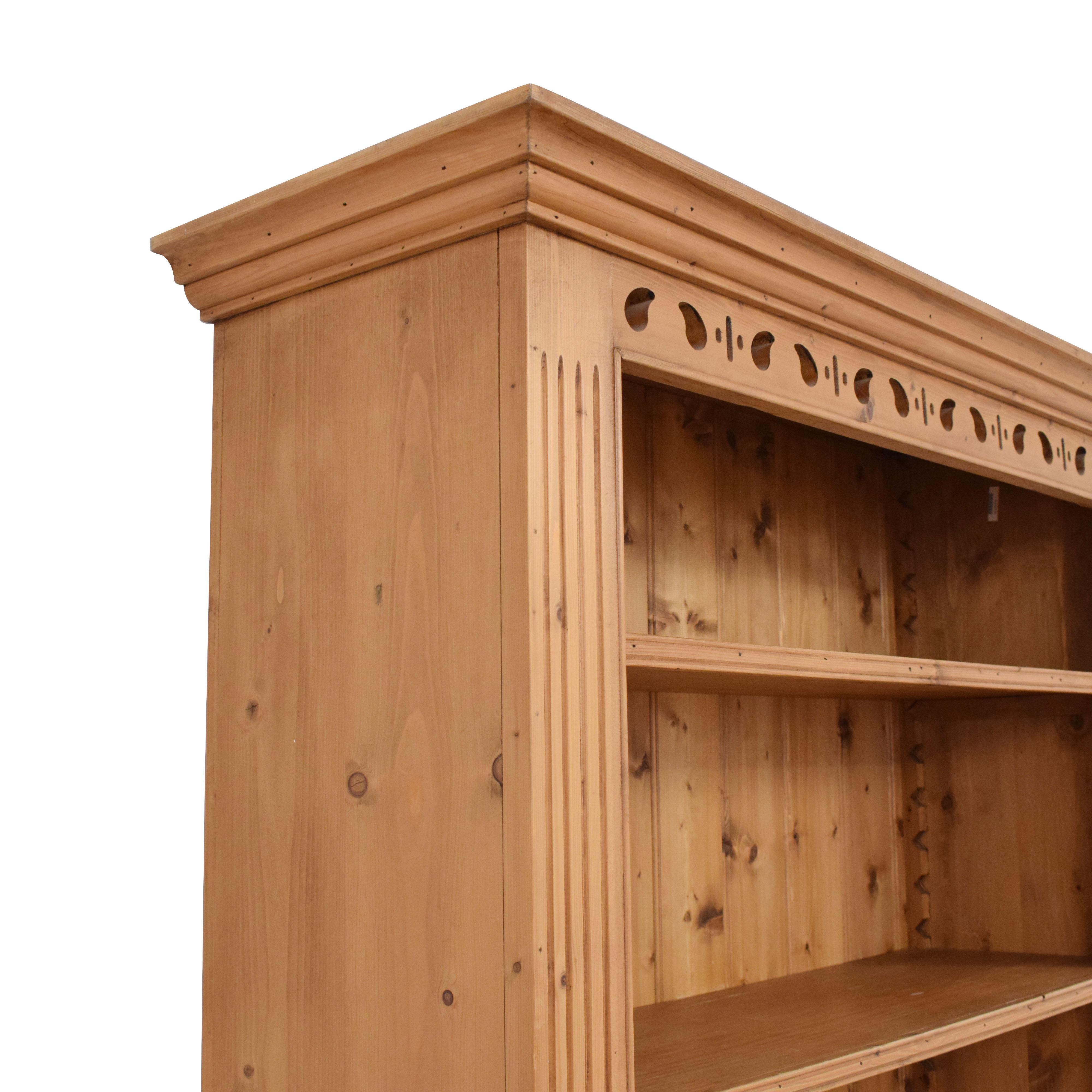ABC Carpet & Home ABC Carpet & Home Bookshelf Cabinet Storage