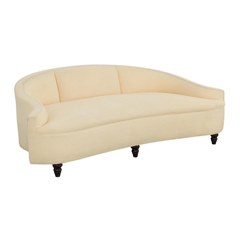 buy Summer Hill Crescent Upholstered Sofa  Sofas