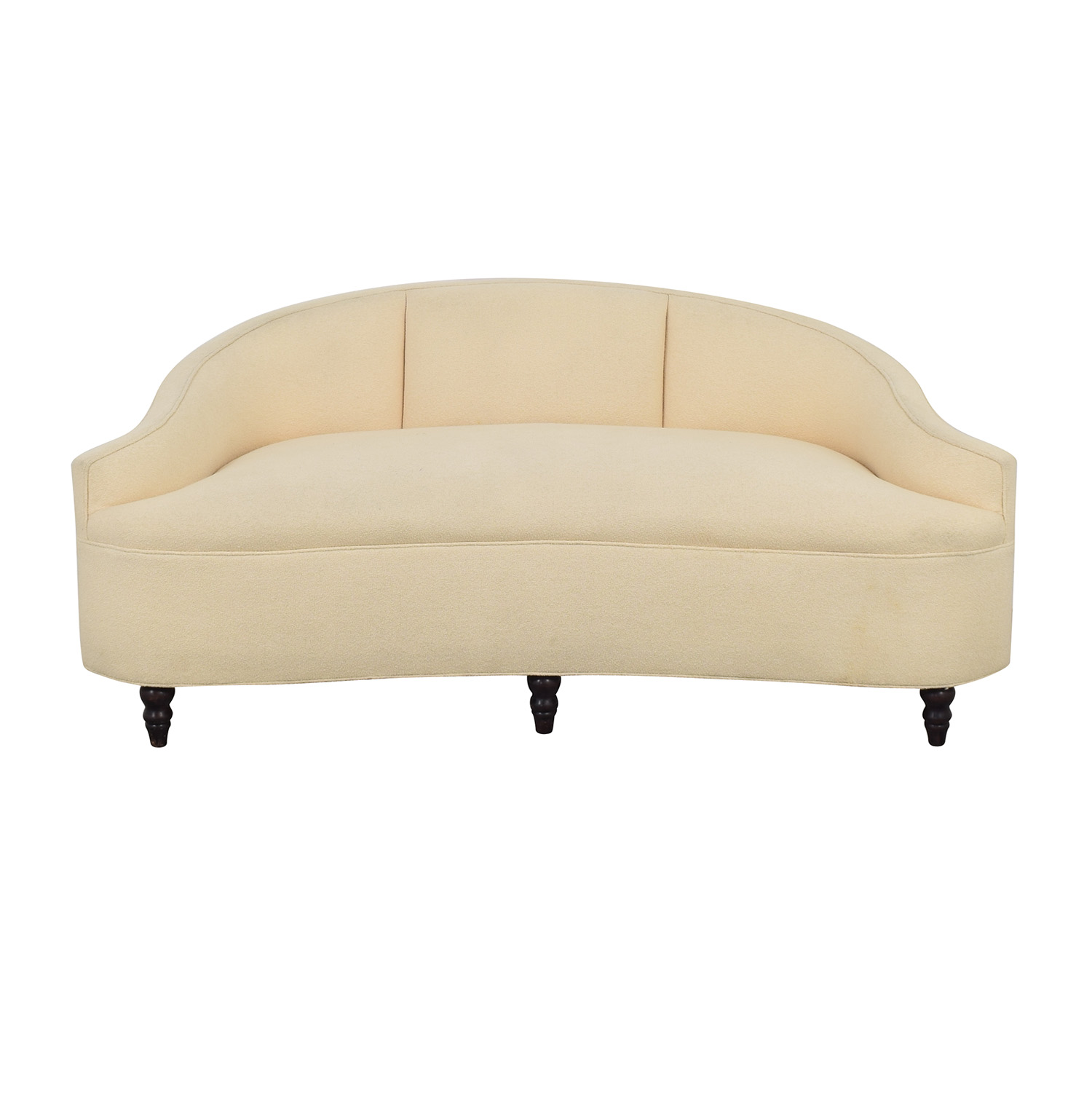shop Summer Hill Crescent Upholstered Sofa