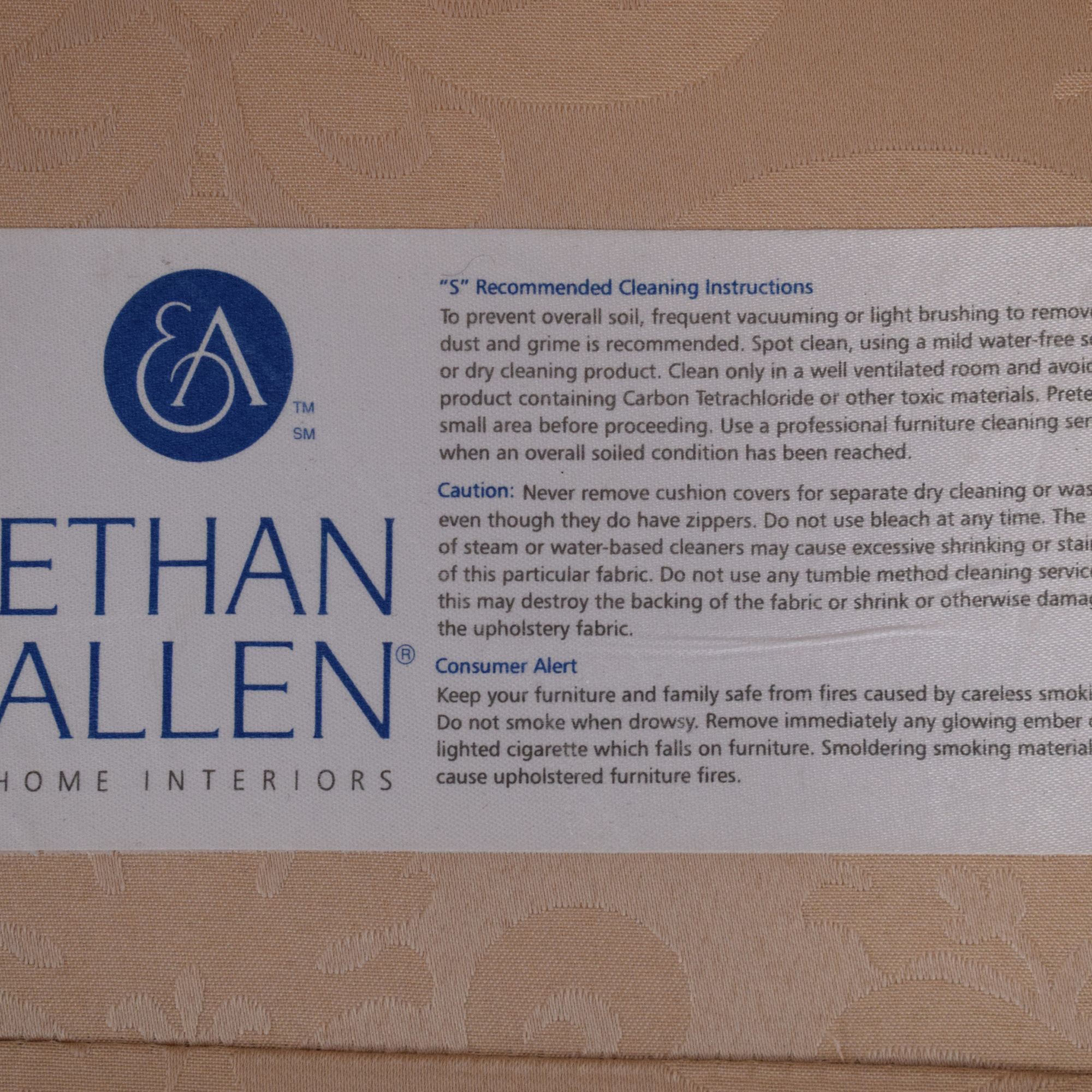 Ethan Allen Ethan Allen Roll Arm Loveseat for sale