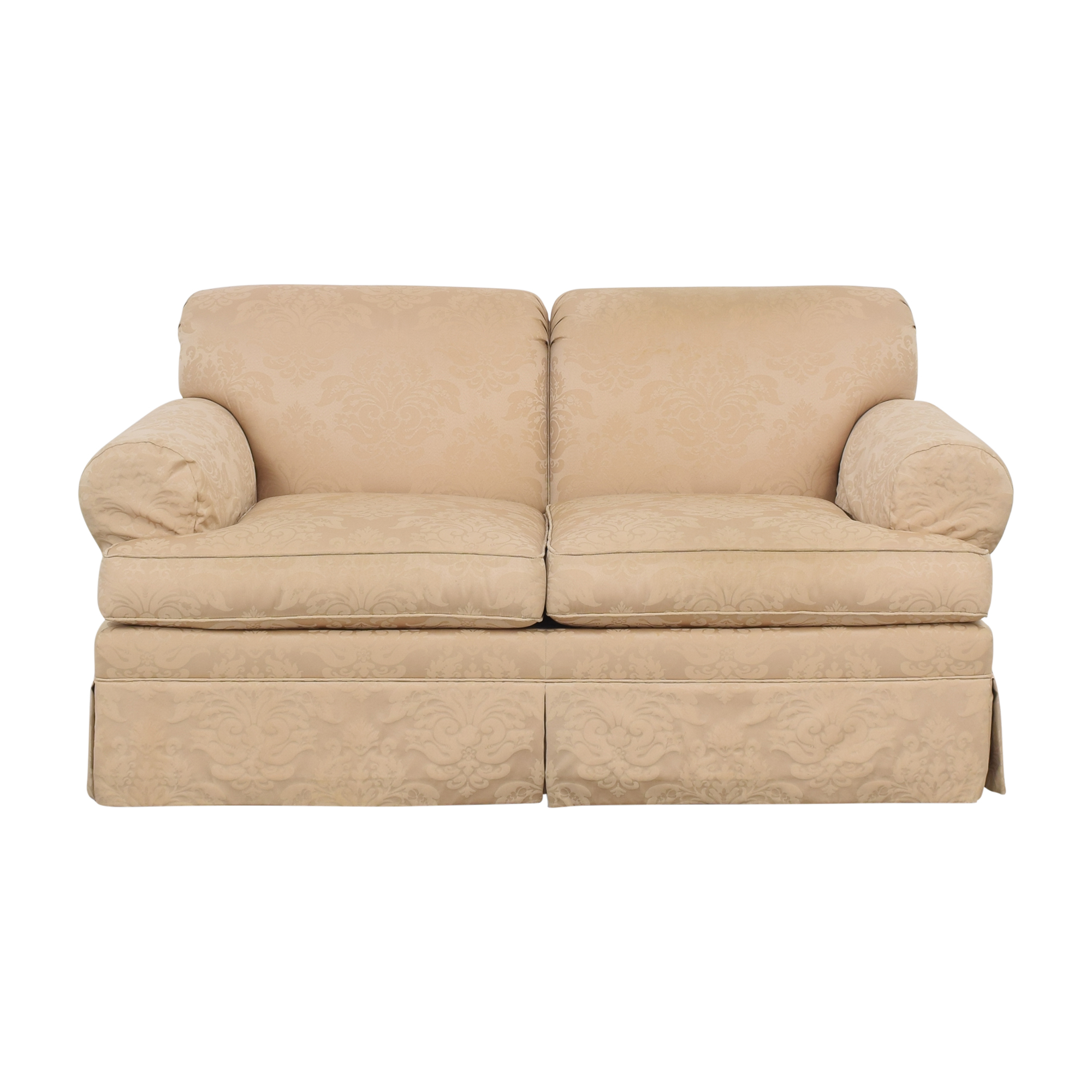 Ethan Allen Ethan Allen Roll Arm Loveseat nj