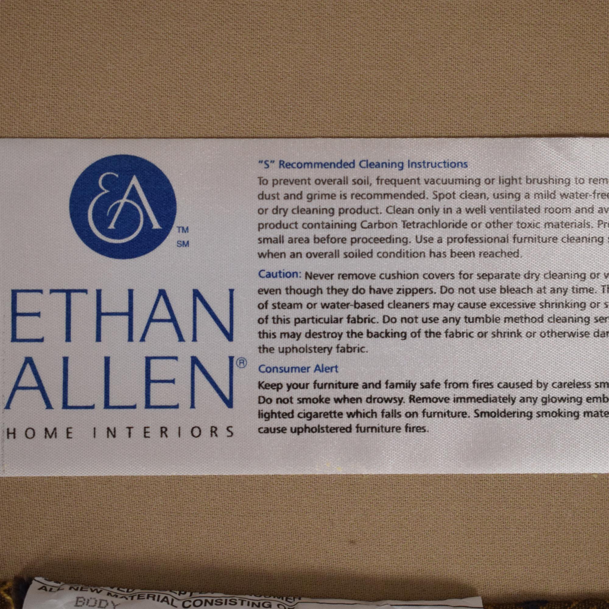Ethan Allen Gisele Chair sale
