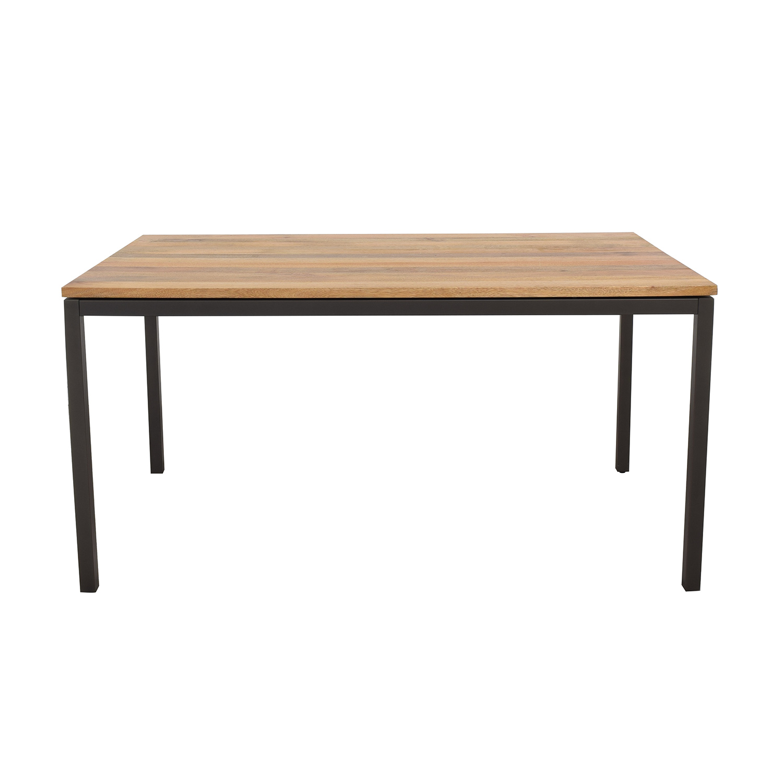 West Elm West Elm Box Frame Dining Table used