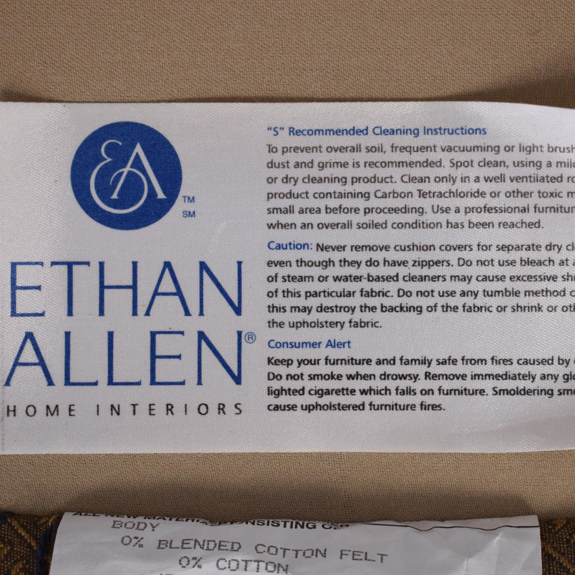 Ethan Allen Ethan Allen Gisele Chair nj