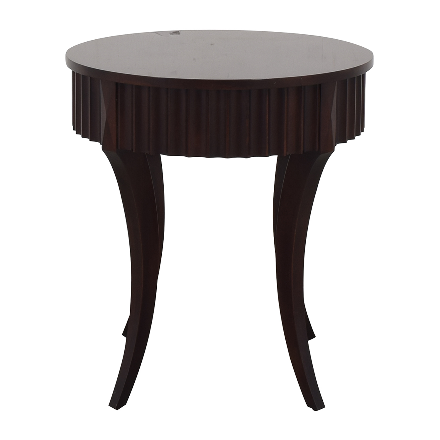 shop Ethan Allen Avenue Side Table Ethan Allen