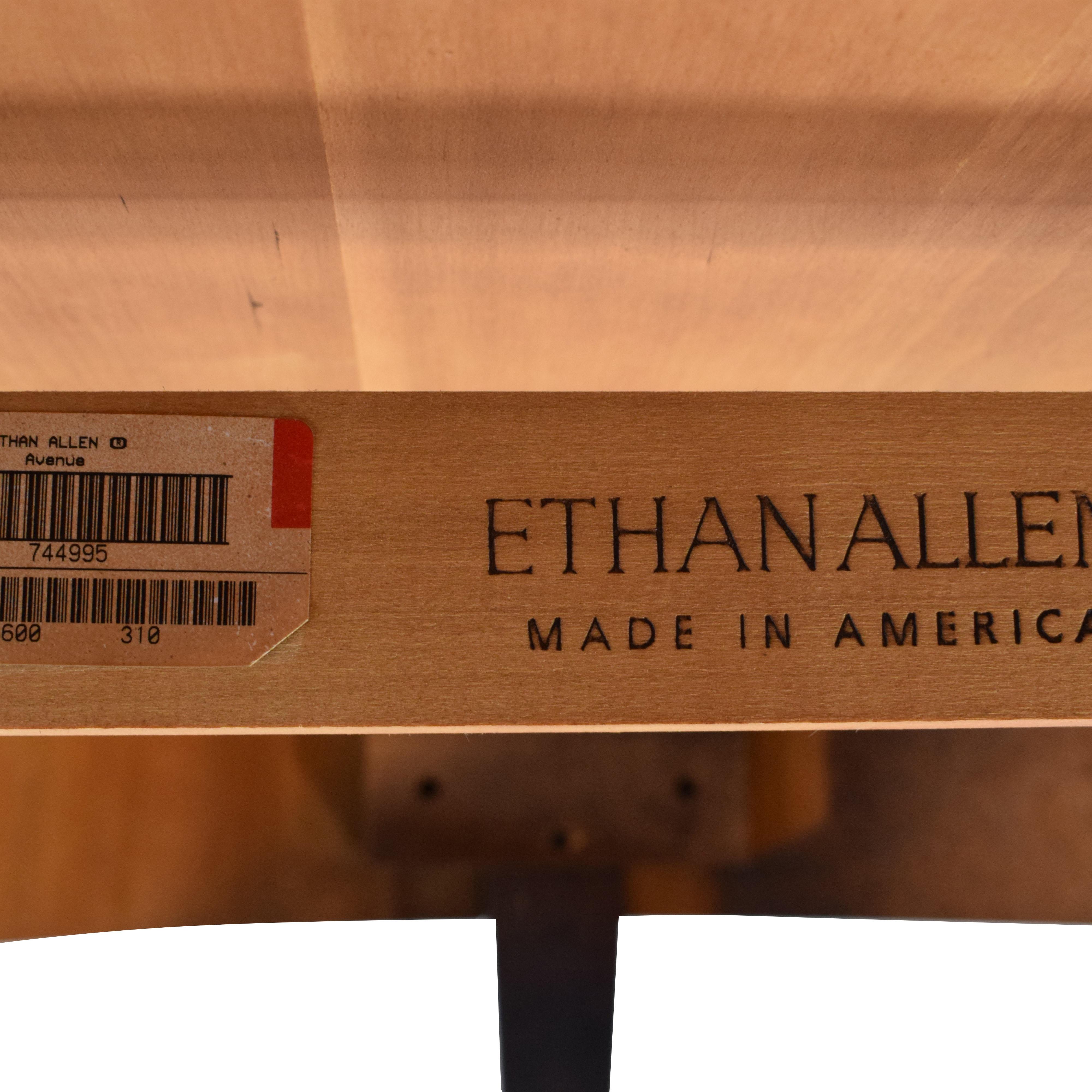buy Ethan Allen Ethan Allen Avenue Coffee Table online