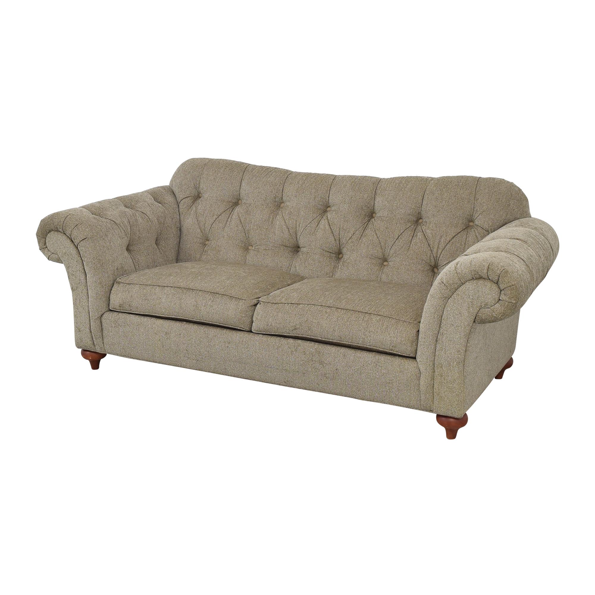 Ethan Allen Ethan Allen Two Cushion Sofa discount