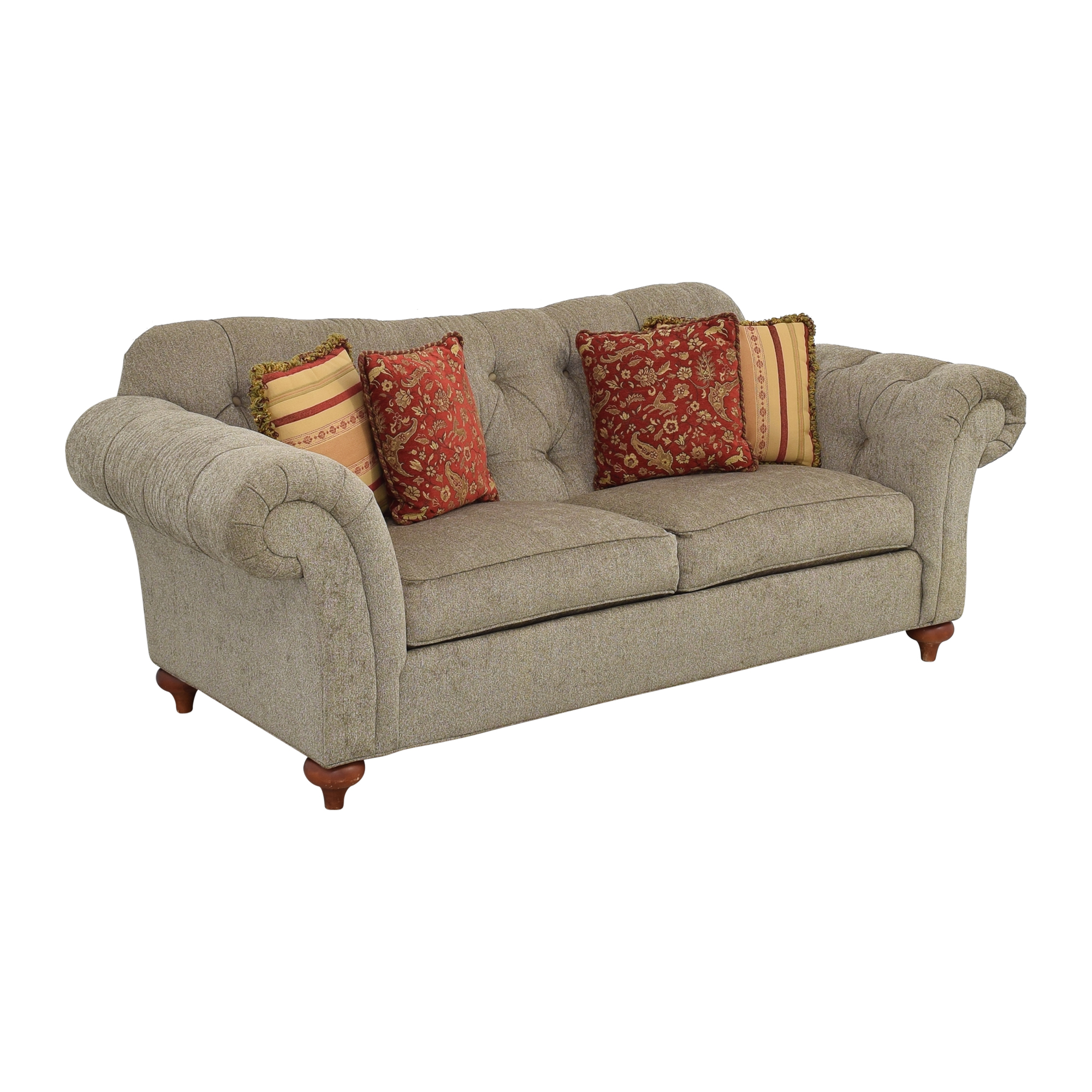 buy Ethan Allen Ethan Allen Two Cushion Sofa online