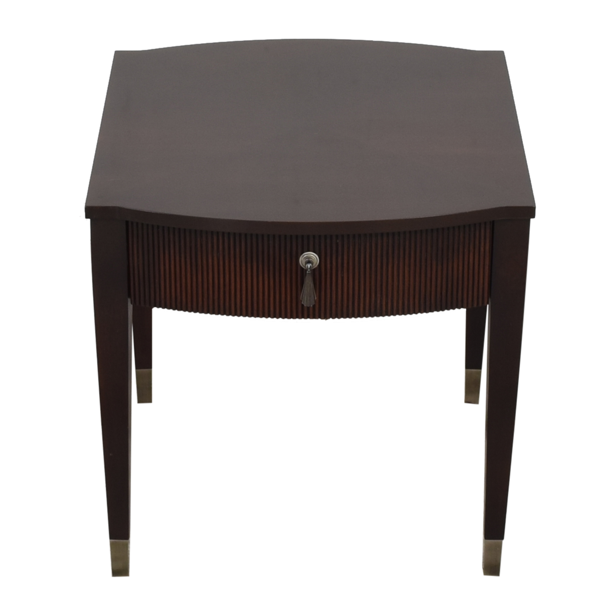 shop Ethan Allen Avenue End Table Ethan Allen