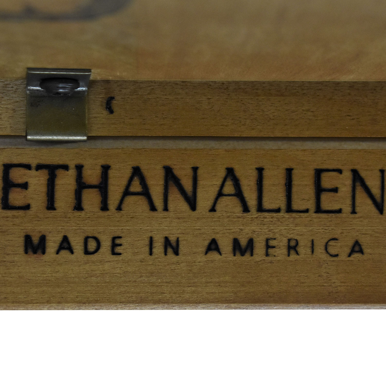 buy Ethan Allen Ethan Allen Legacy Russet Dining Table online