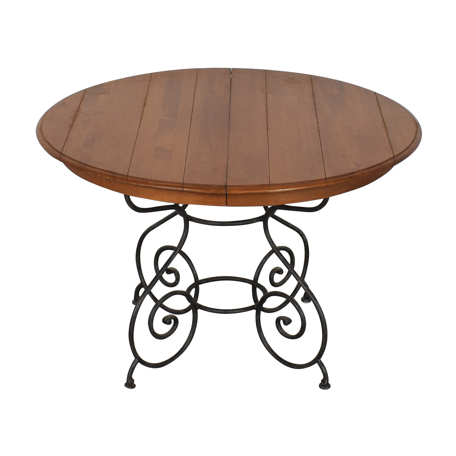 Ethan Allen Legacy Russet Dining Table sale