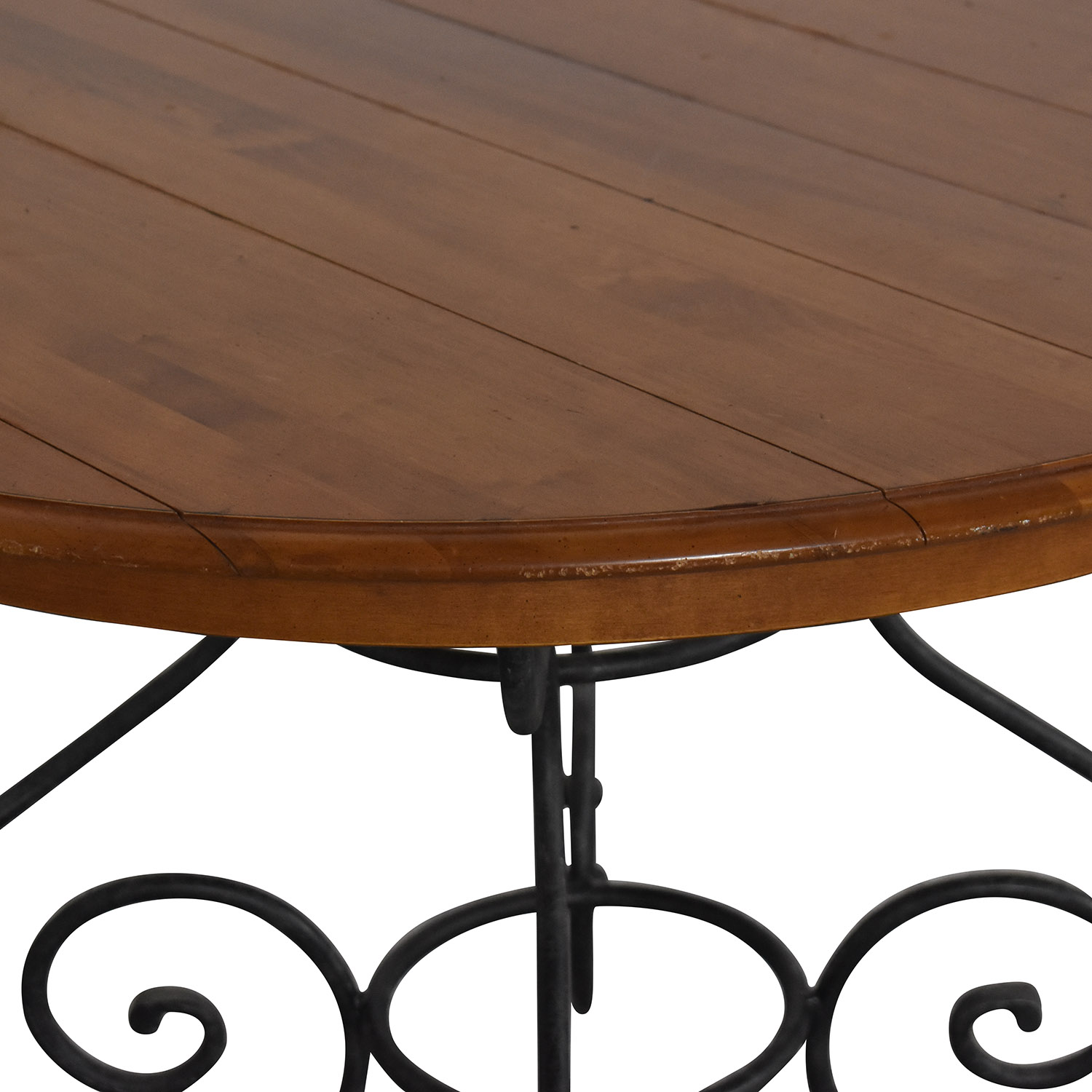 buy Ethan Allen Legacy Russet Dining Table Ethan Allen