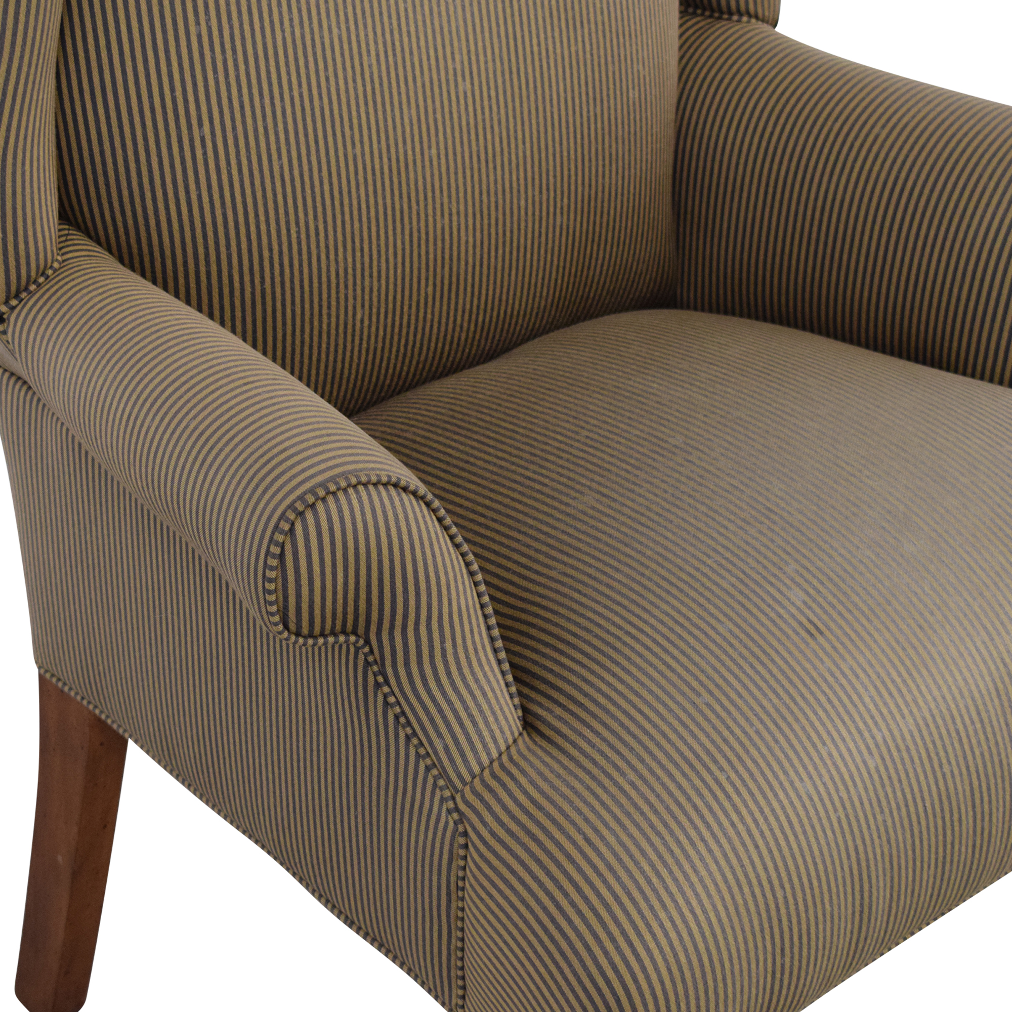 Ethan Allen Skylar Wing Chair / Chairs