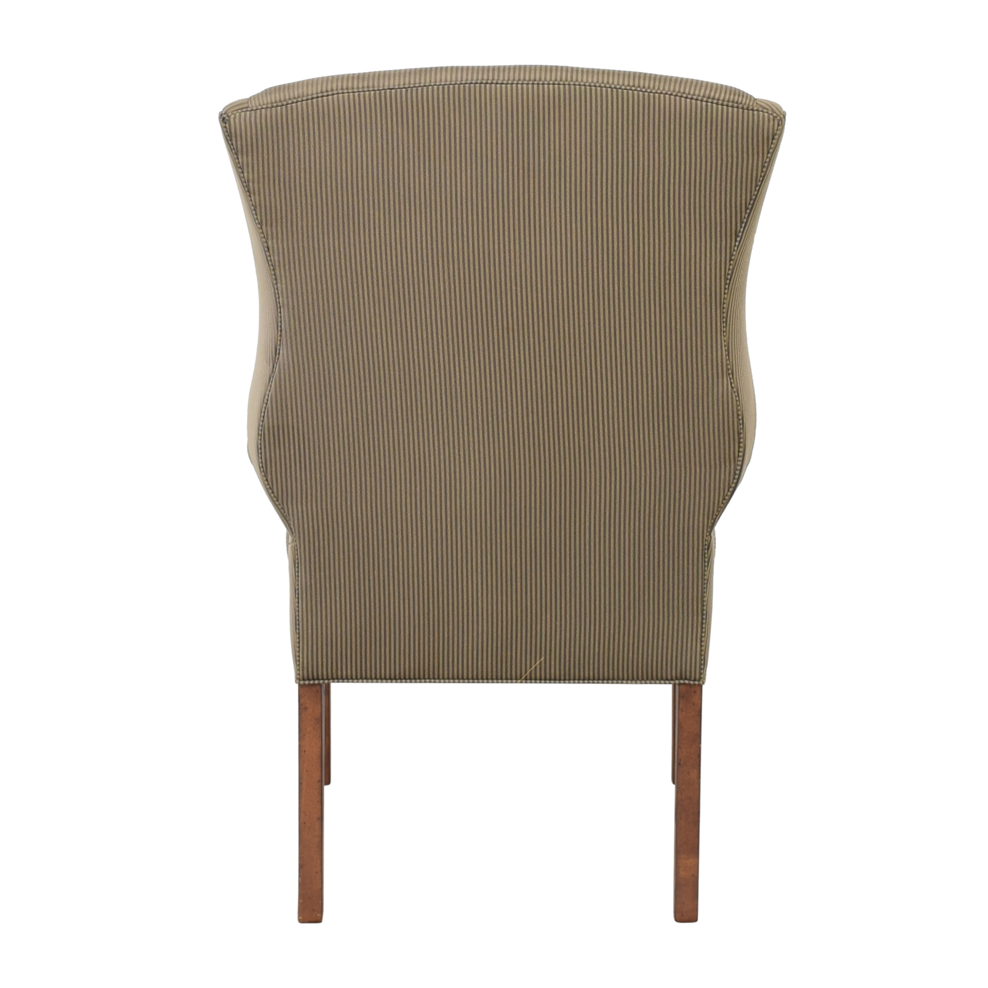 buy Ethan Allen Skylar Wing Chair Ethan Allen