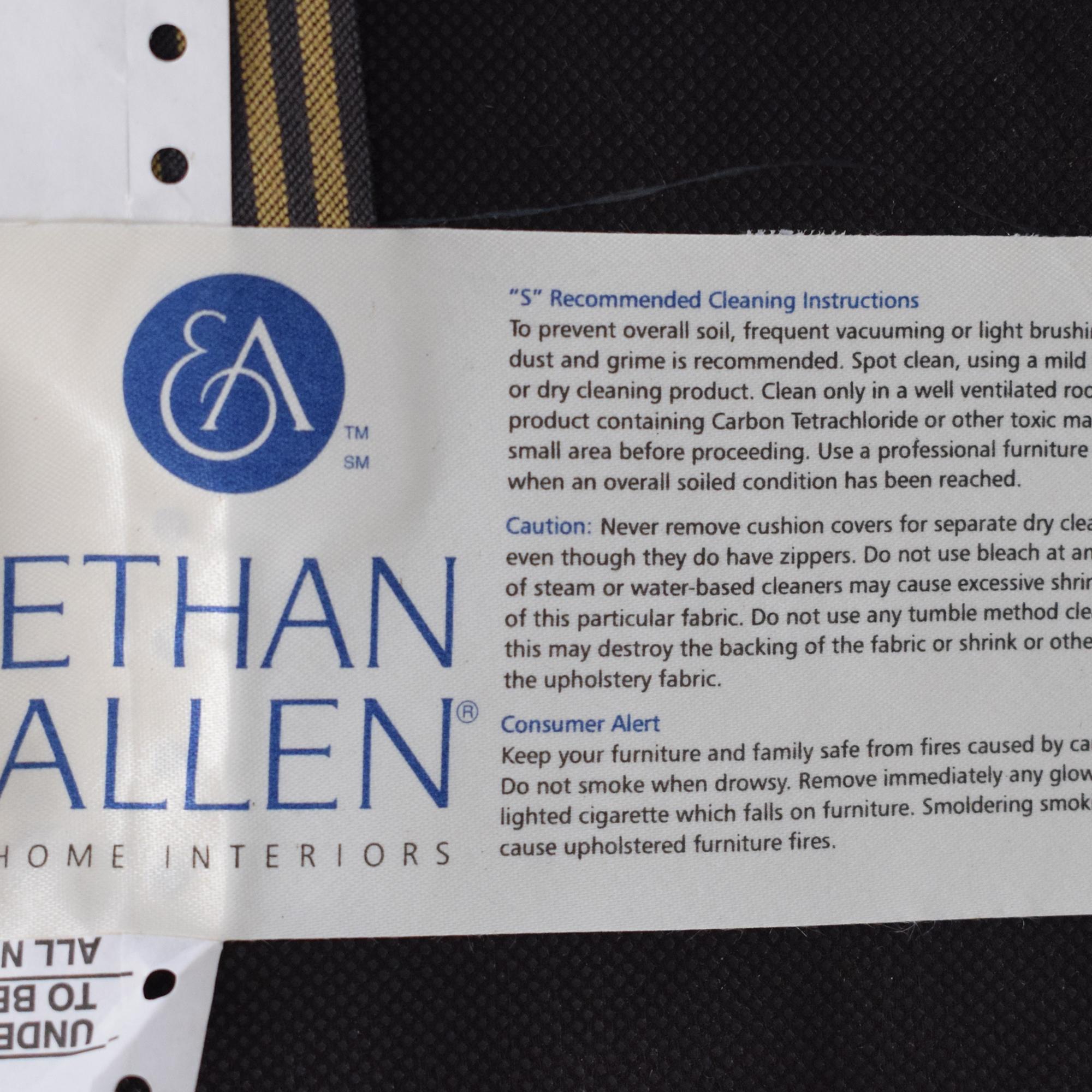 Ethan Allen Skylar Wing Chair Ethan Allen