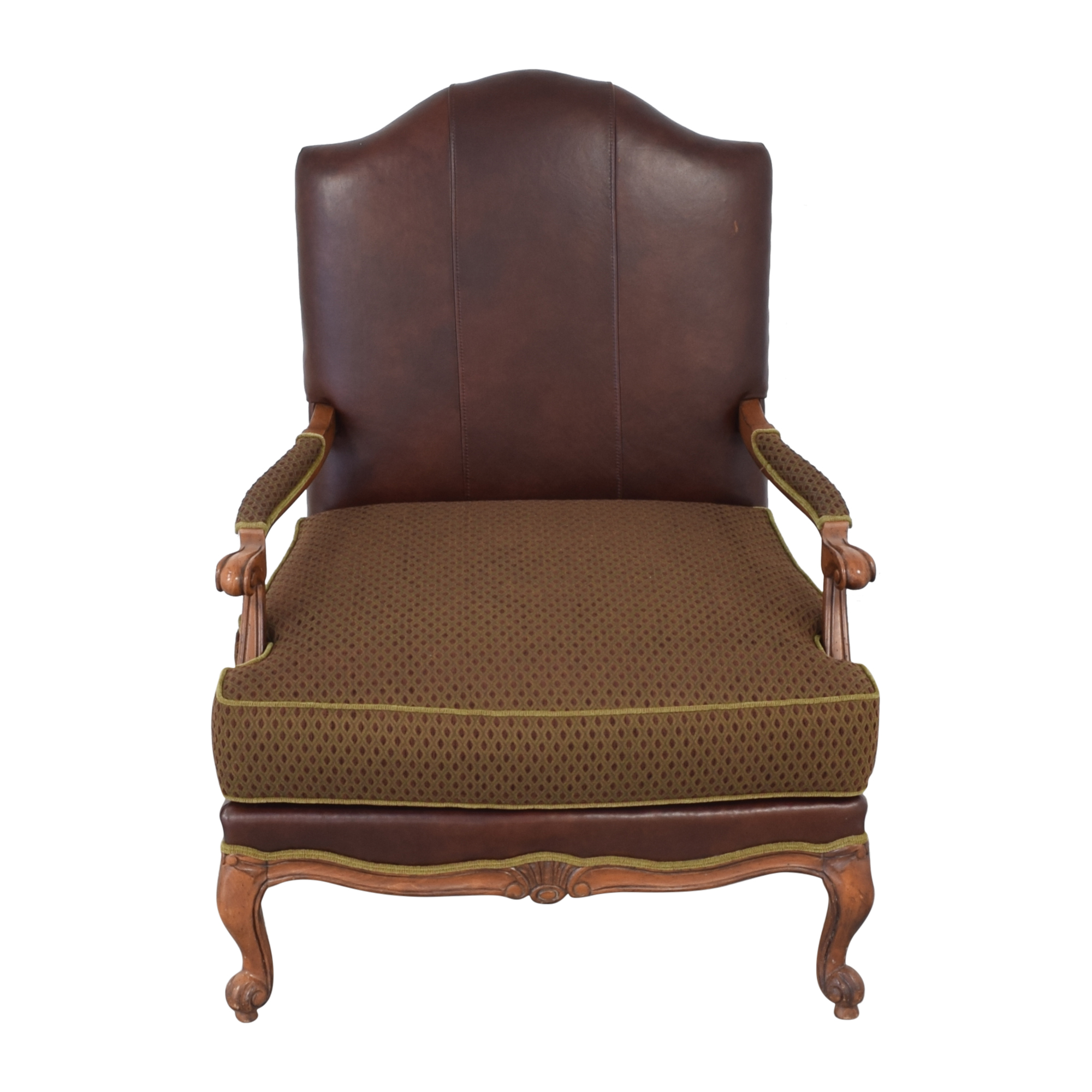 Ethan Allen Ethan Allen Custom Harris Accent Chair for sale