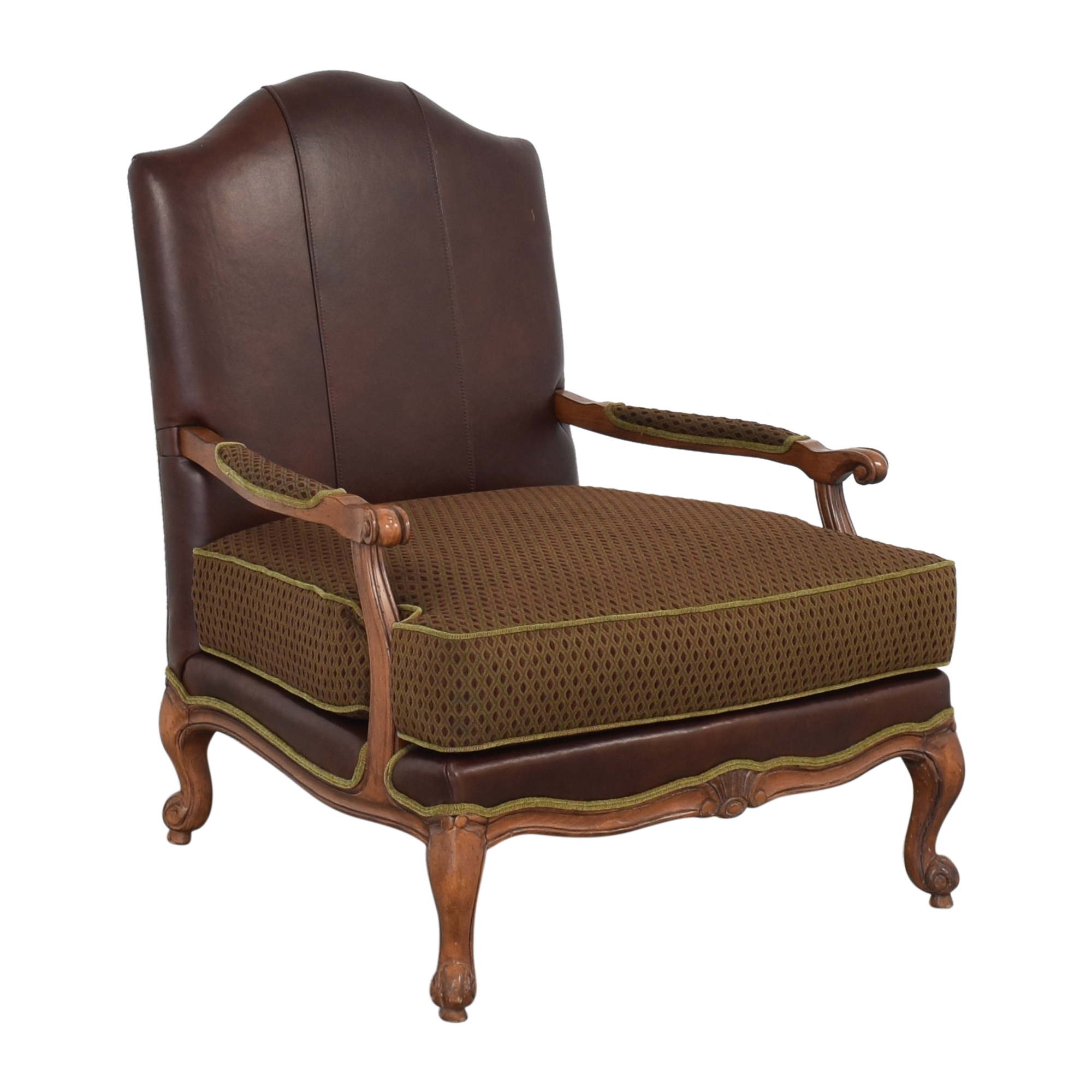 shop Ethan Allen Ethan Allen Custom Harris Accent Chair online