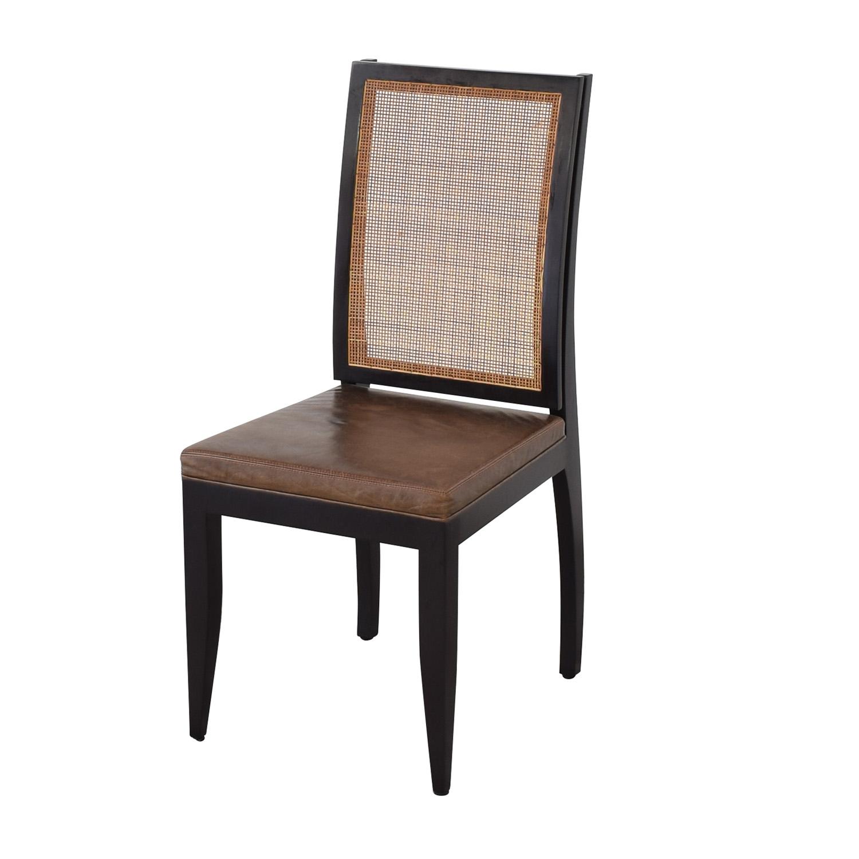 Etel Carmona Straw Chairs ct