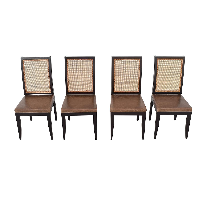 Etel Carmona Straw Chairs Chairs