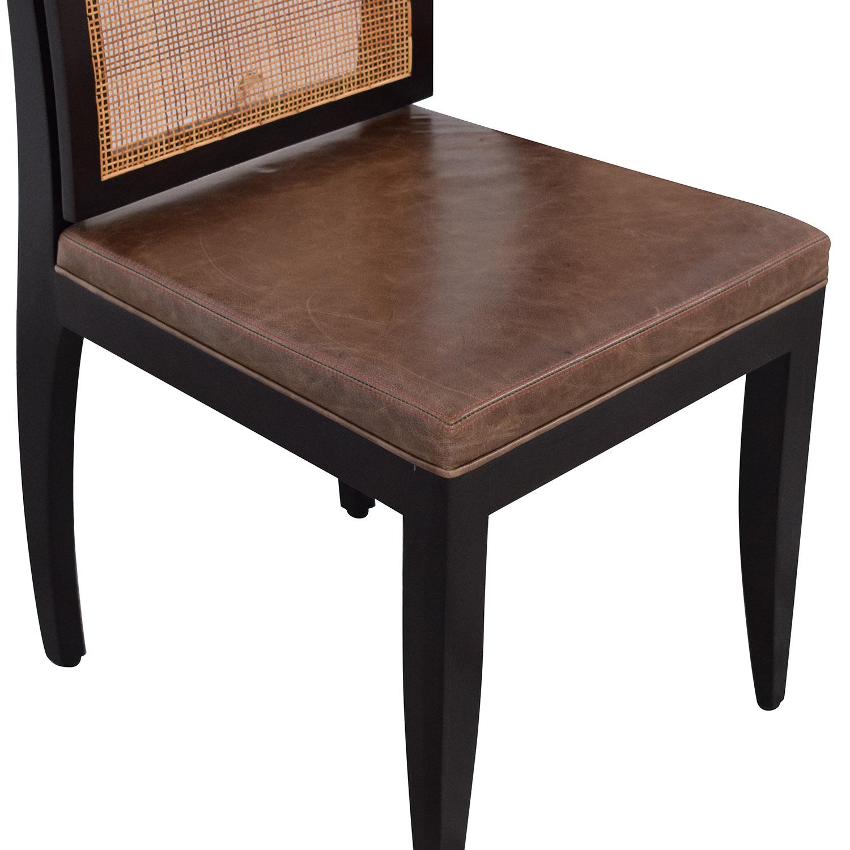 Etel Carmona Straw Chairs coupon