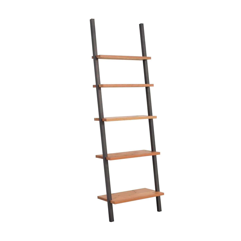 shop Room & Board Room & Board Gallery Leaning Shelves in Reclaimed Wood online