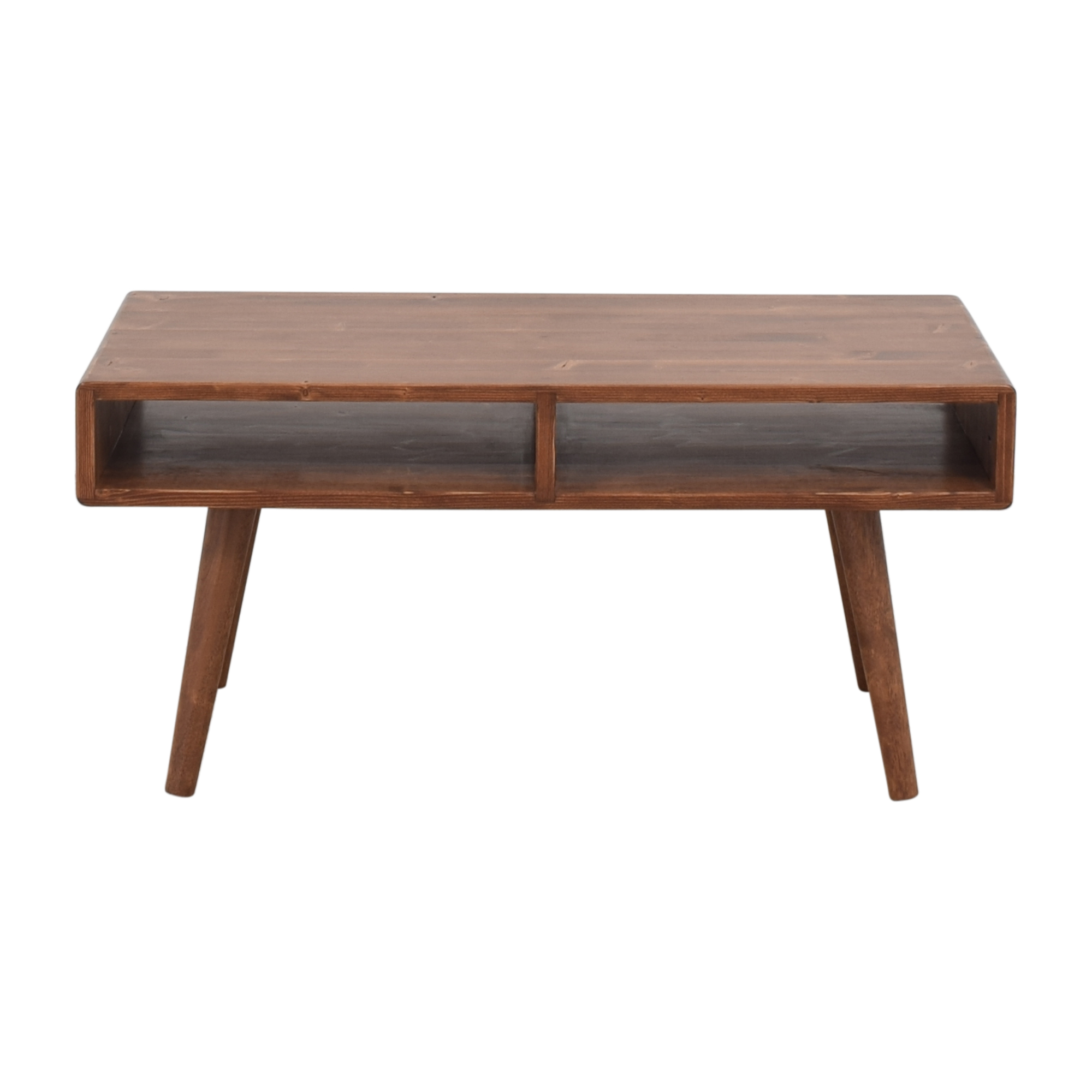 Etsy Etsy Mid Century Modern Coffee Table dimensions