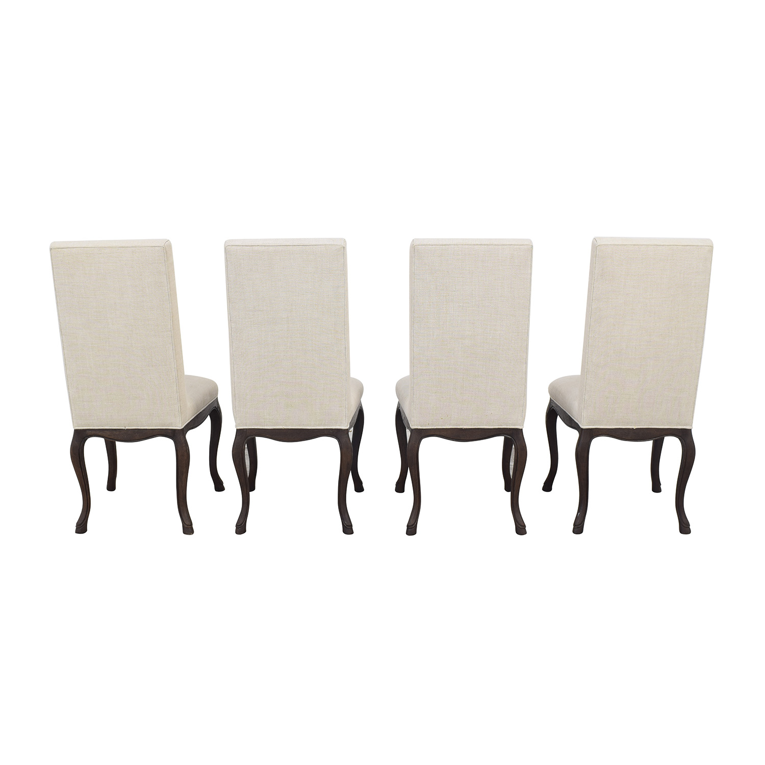 Restoration Hardware Restoration Hardware Louis XV Cabriole Chairs Chairs