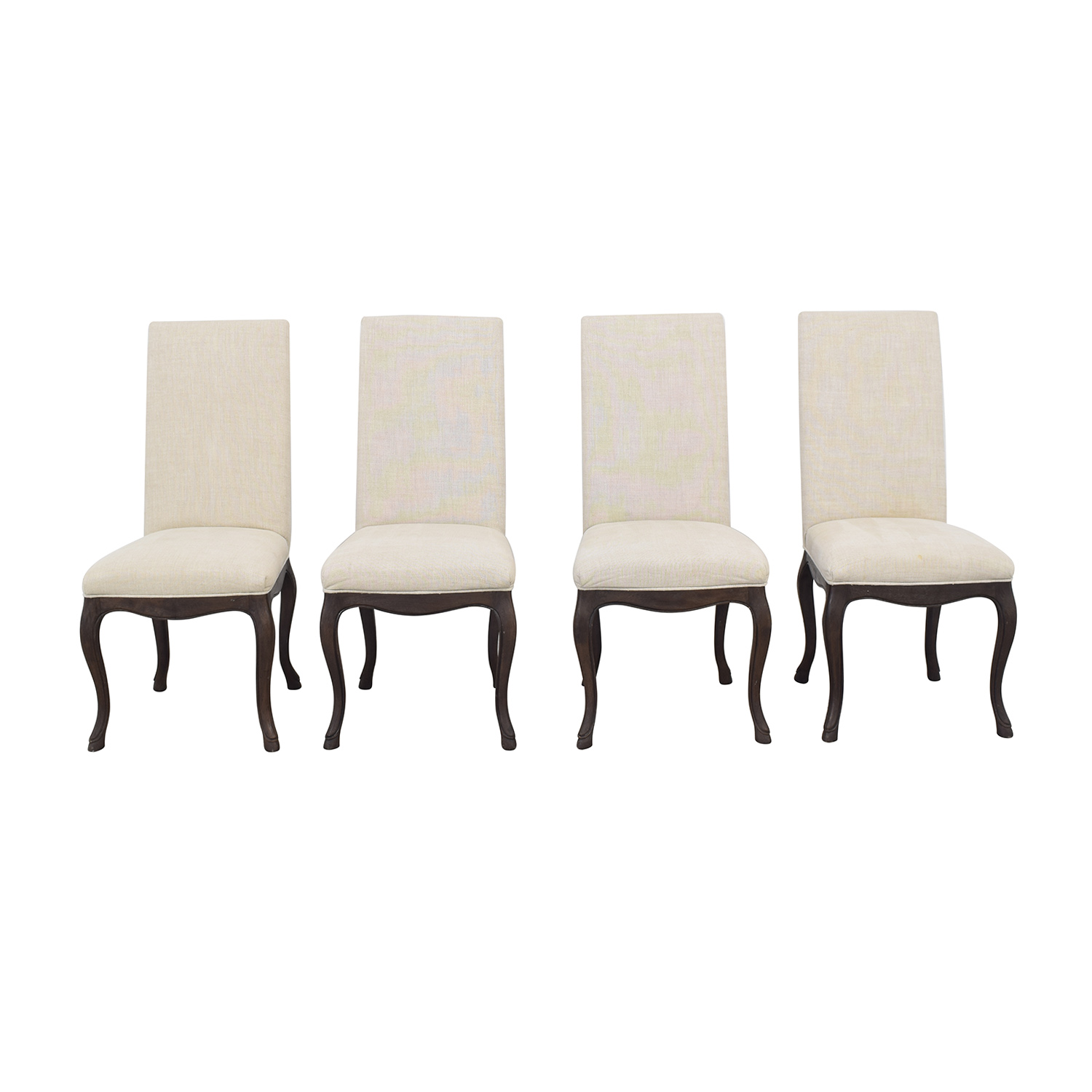 buy Restoration Hardware Restoration Hardware Louis XV Cabriole Chairs online
