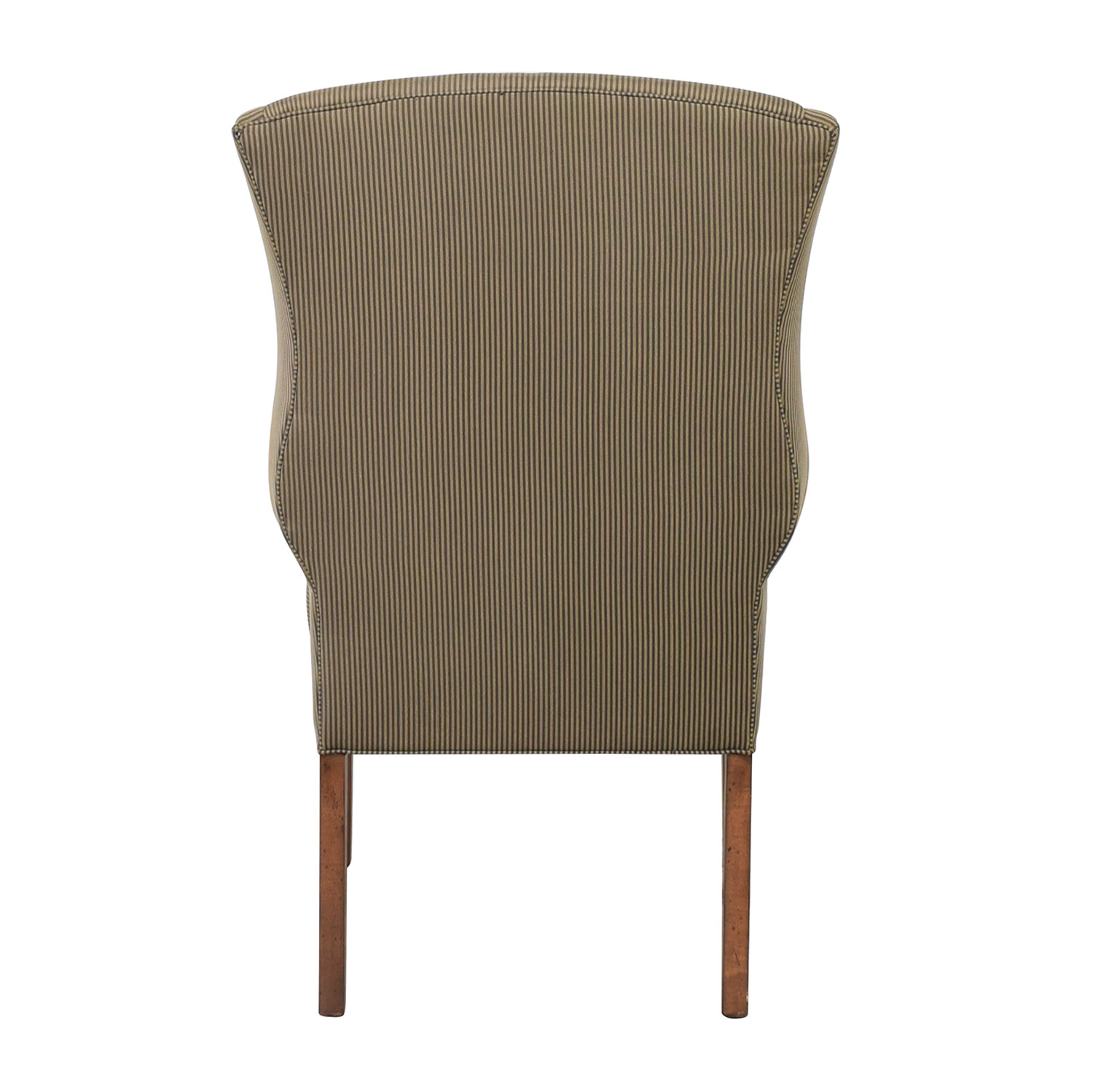 Ethan Allen Skylar Wing Chair / Accent Chairs
